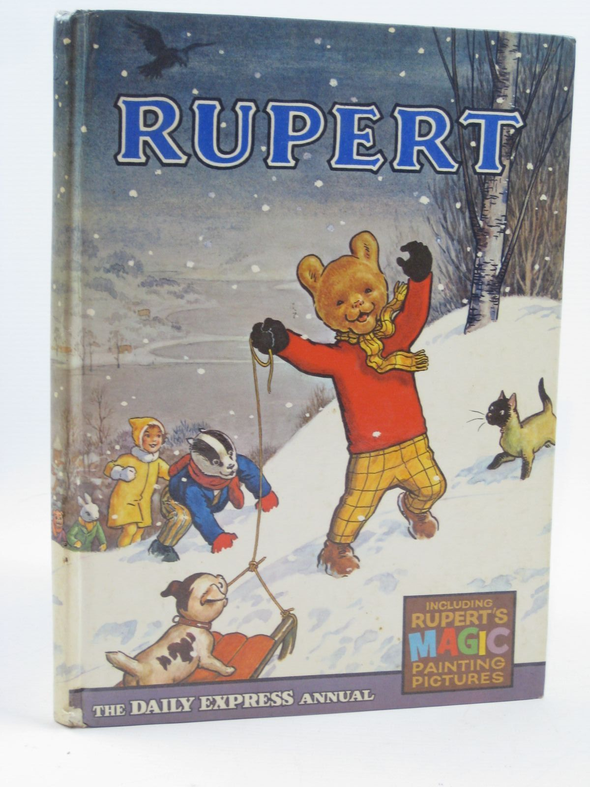 Photo of RUPERT ANNUAL 1967 written by Bestall, Alfred illustrated by Bestall, Alfred published by Daily Express (STOCK CODE: 1406637)  for sale by Stella & Rose's Books