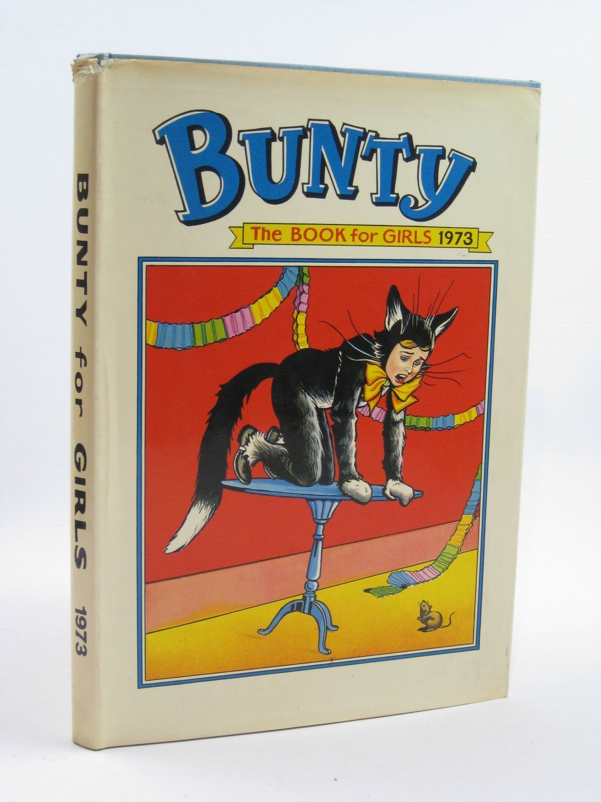 Photo of BUNTY FOR GIRLS 1973 published by D.C. Thomson & Co Ltd. (STOCK CODE: 1406665)  for sale by Stella & Rose's Books