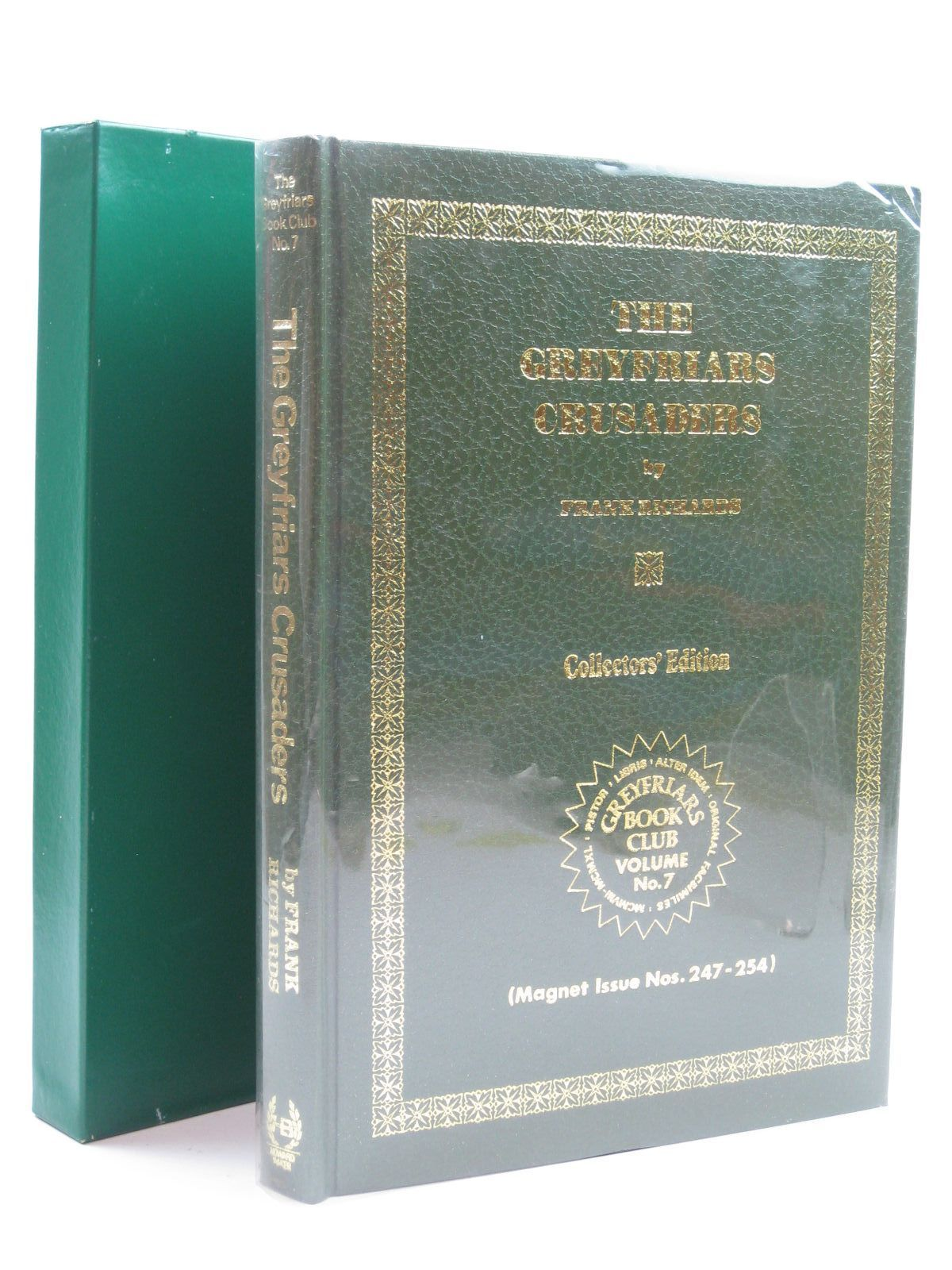 Photo of THE GREYFRIARS CRUSADERS written by Richards, Frank published by Howard Baker (STOCK CODE: 1406726)  for sale by Stella & Rose's Books