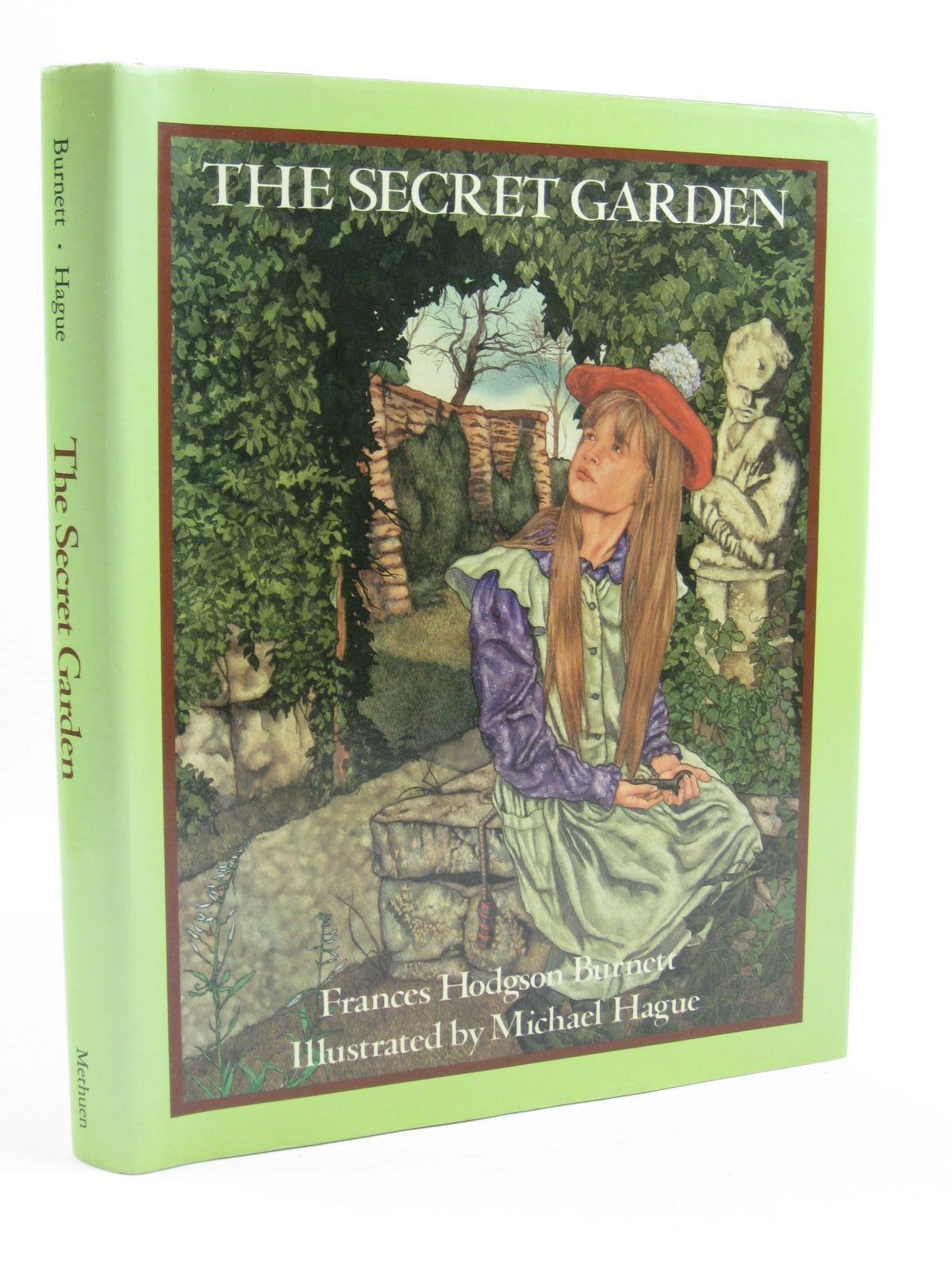 Photo of THE SECRET GARDEN written by Burnett, Frances Hodgson illustrated by Hague, Michael published by Methuen Children's Books (STOCK CODE: 1406742)  for sale by Stella & Rose's Books