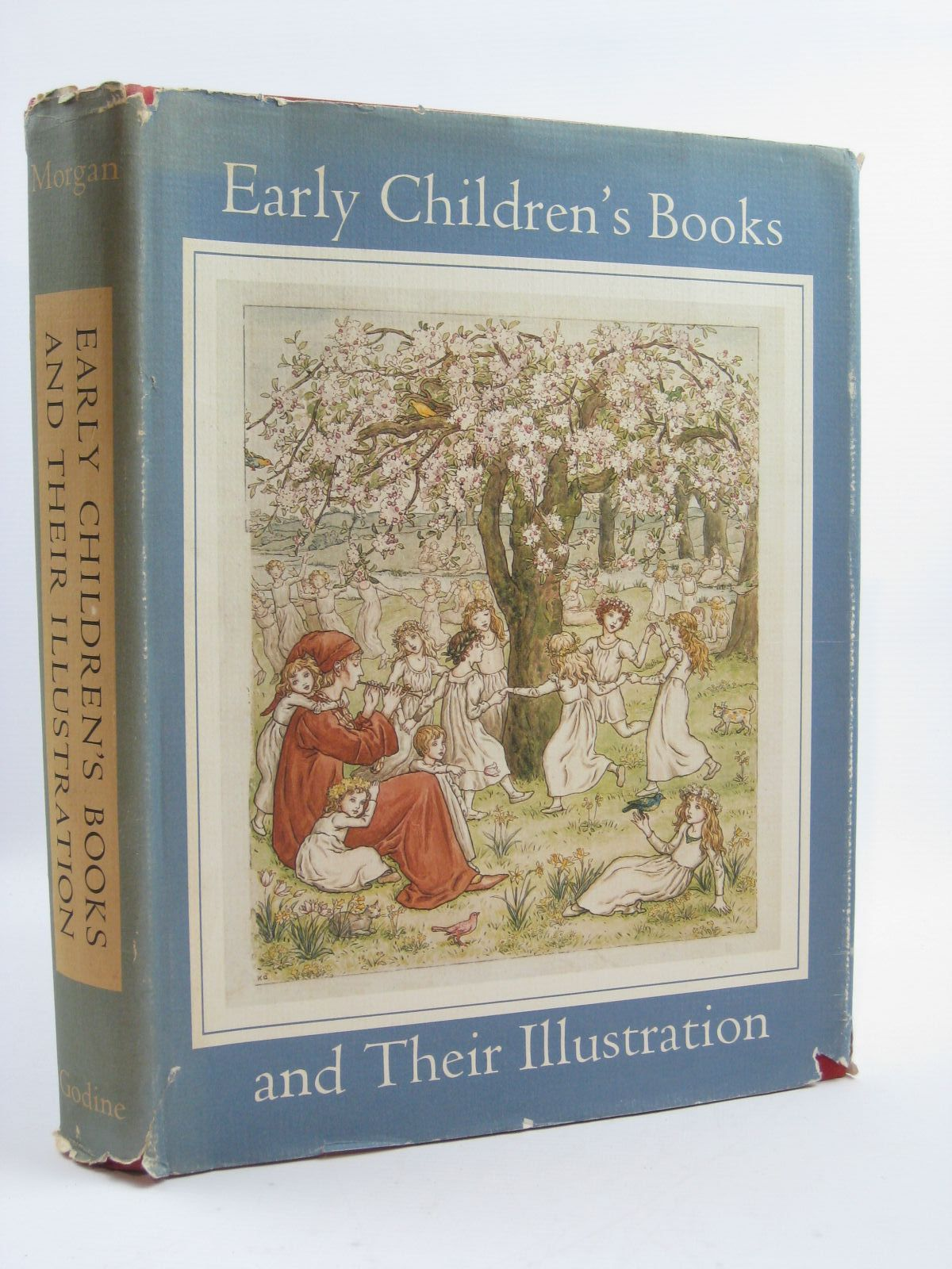 Photo of EARLY CHILDREN'S BOOKS AND THEIR ILLUSTRATION written by Gottlieb, Gerald<br />Plumb, J.H. published by The Pierpoint Morgan Library, David R. Godine (STOCK CODE: 1406753)  for sale by Stella & Rose's Books