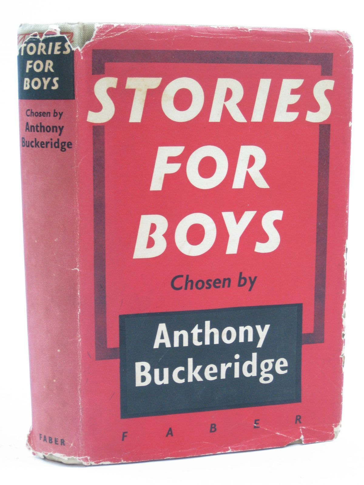 Photo of STORIES FOR BOYS