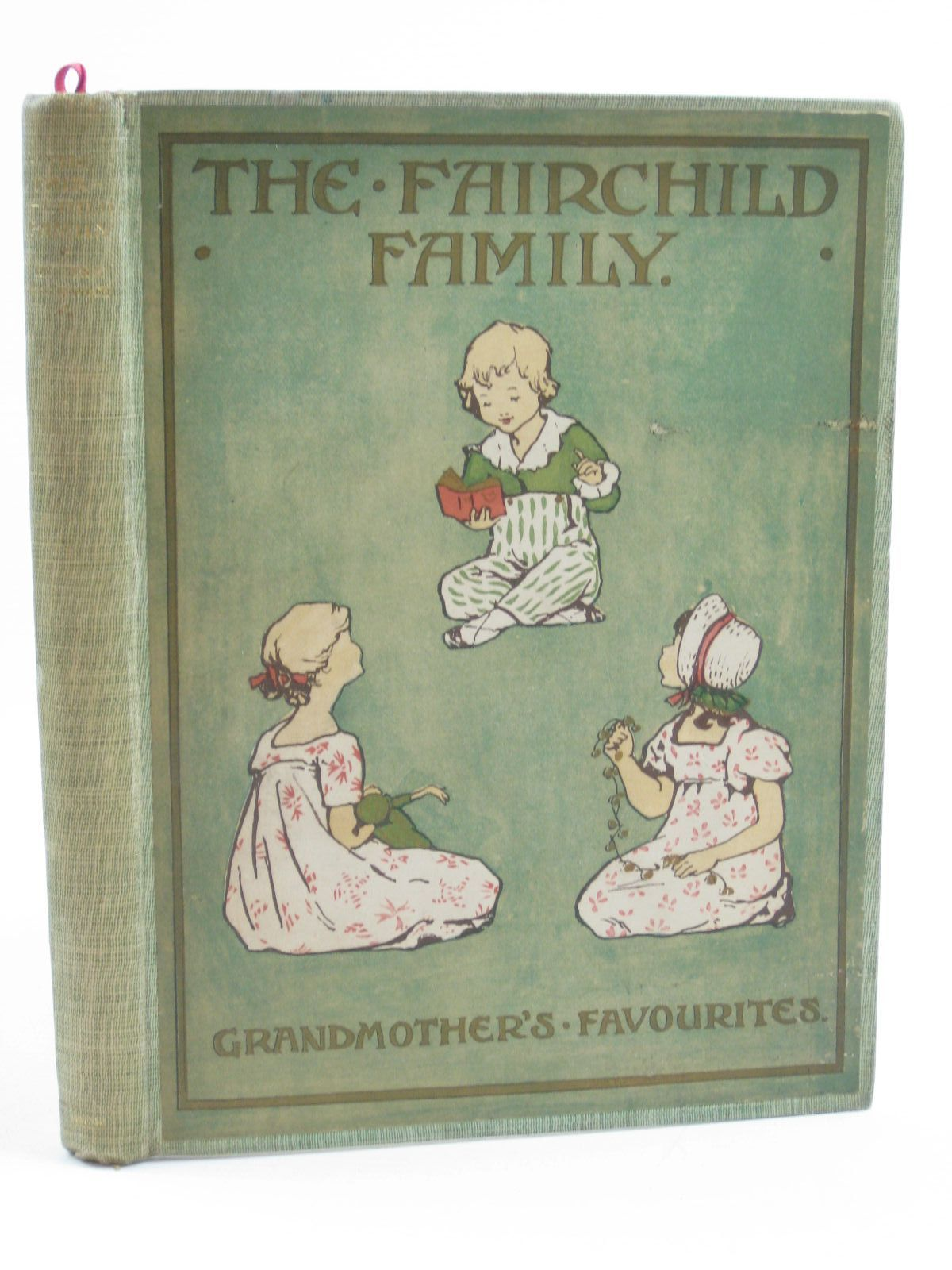 Photo of THE FAIRCHILD FAMILY written by Sherwood, Mrs.<br />Lang, Jeanie illustrated by Beale, Evelyn published by T.C. & E.C. Jack (STOCK CODE: 1406790)  for sale by Stella & Rose's Books