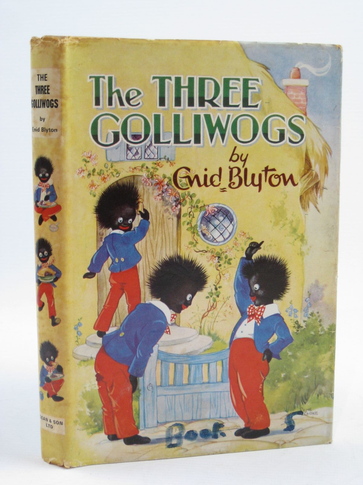 Photo of THE THREE GOLLIWOGS