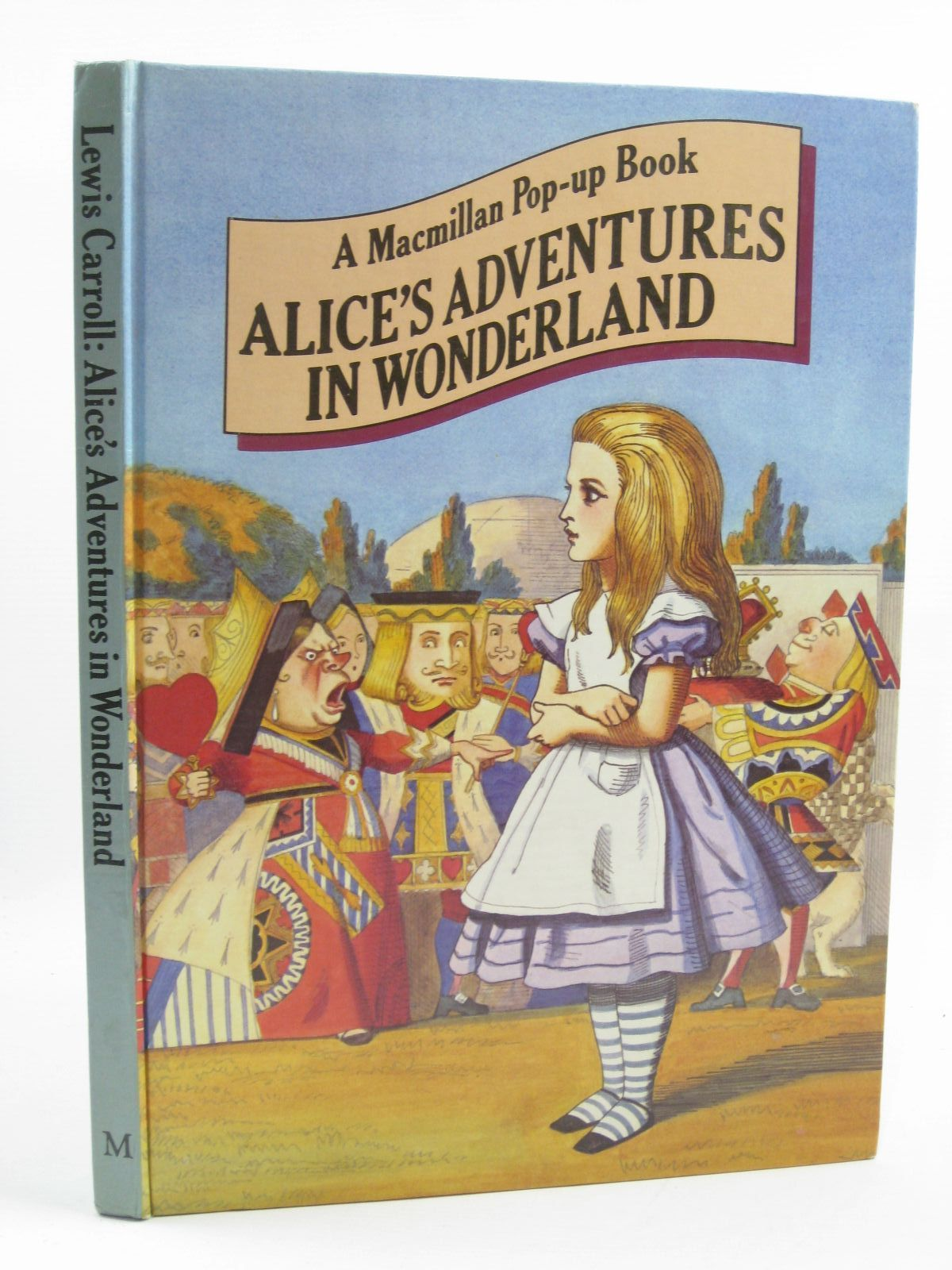 Photo of ALICE'S ADVENTURES IN WONDERLAND written by Carroll, Lewis illustrated by Thorne, Jenny published by Macmillan Children's Books (STOCK CODE: 1406847)  for sale by Stella & Rose's Books