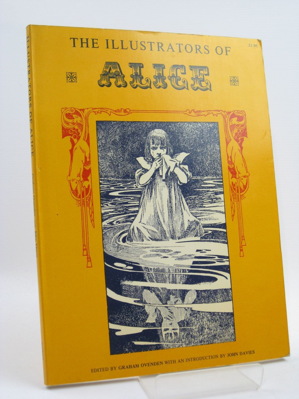 Photo of THE ILLUSTRATORS OF ALICE written by Ovenden, Graham published by Academy Editions (STOCK CODE: 1406848)  for sale by Stella & Rose's Books