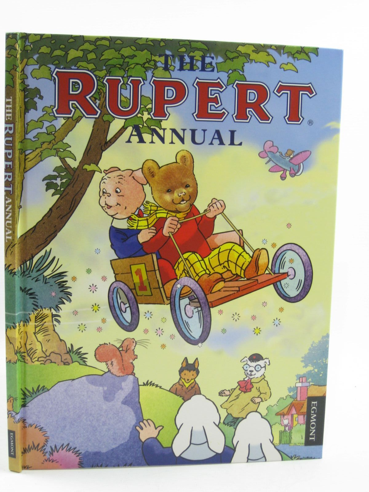 Photo of RUPERT ANNUAL 2013 illustrated by Bestall, Alfred<br />Ash, Enid<br />Trotter, Stuart<br />Harrold, John published by Egmont Uk Limited (STOCK CODE: 1406852)  for sale by Stella & Rose's Books