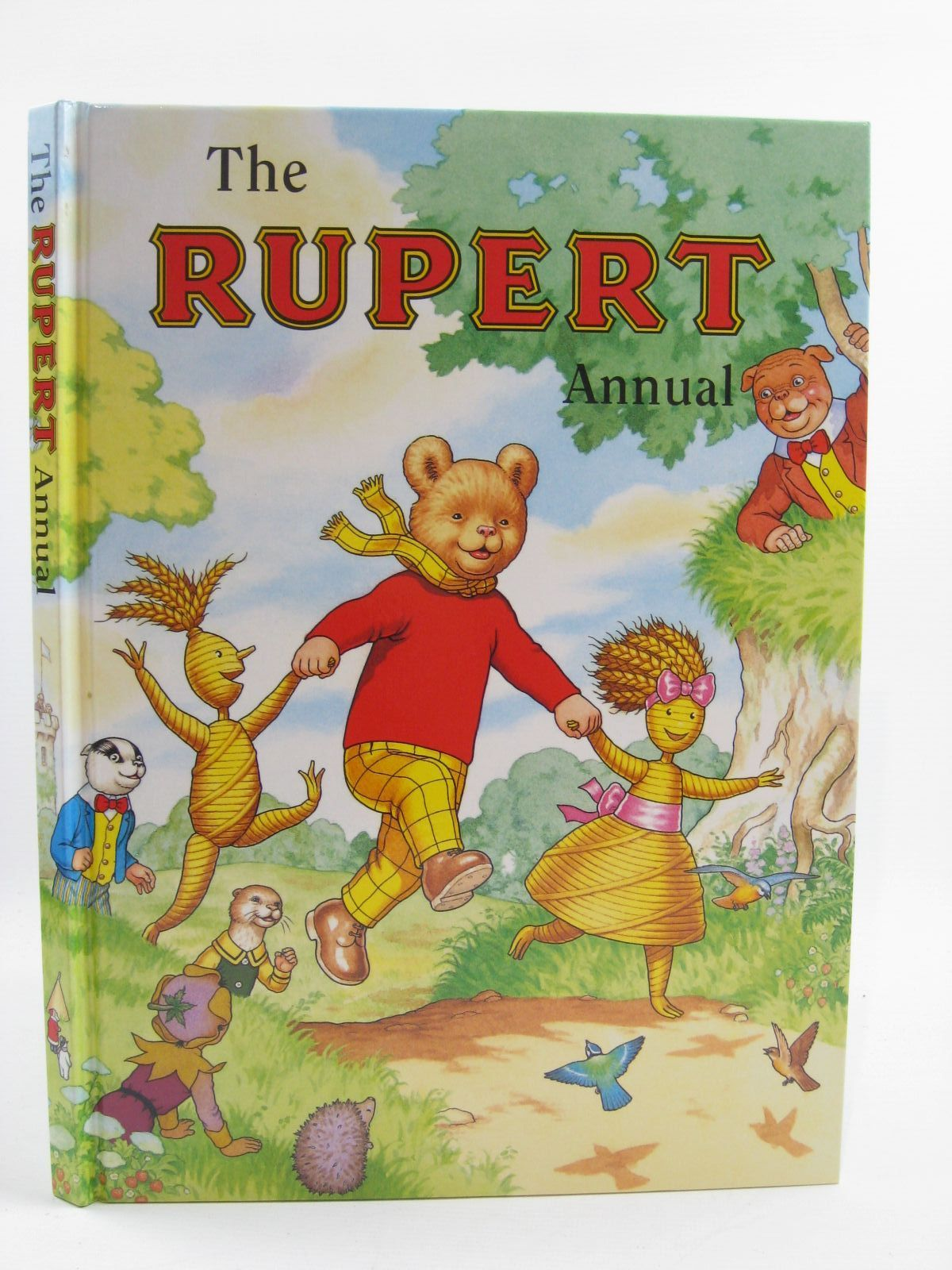 Photo of RUPERT ANNUAL 2000 written by Robinson, Ian illustrated by Harrold, John<br />Hart, Gina published by Pedigree Books Limited (STOCK CODE: 1406855)  for sale by Stella & Rose's Books