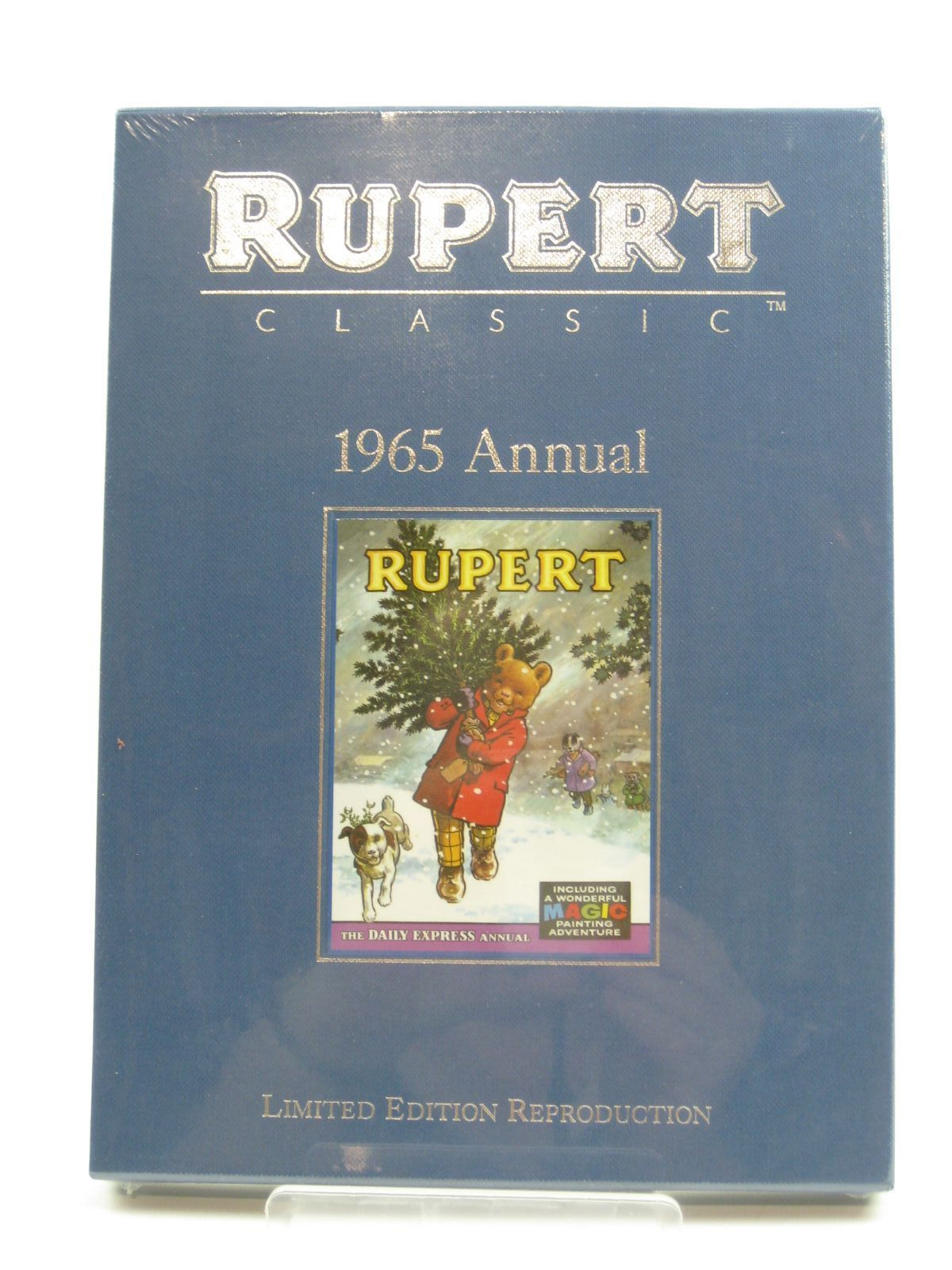 Photo of RUPERT ANNUAL 1965 (FACSIMILE) written by Bestall, Alfred illustrated by Bestall, Alfred published by Egmont Children's Books Ltd. (STOCK CODE: 1406861)  for sale by Stella & Rose's Books
