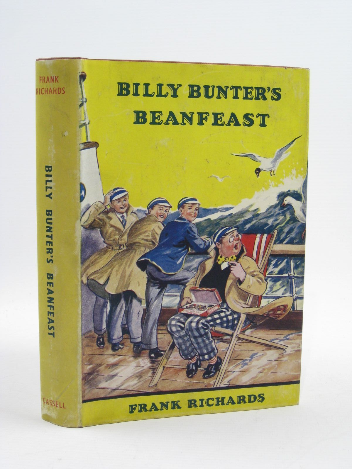 Photo of BILLY BUNTER'S BEANFEAST- Stock Number: 1406887