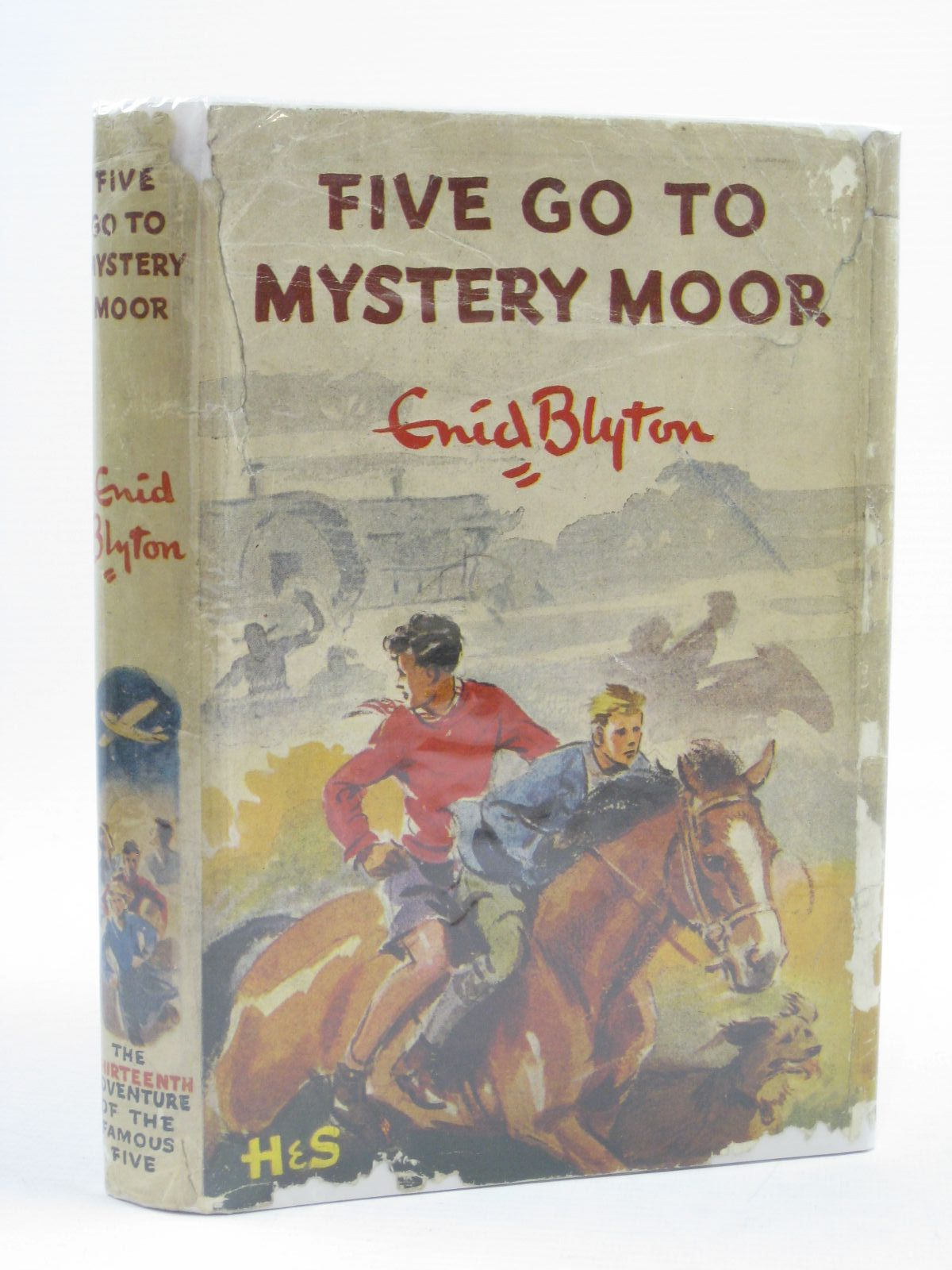 Photo of FIVE GO TO MYSTERY MOOR- Stock Number: 1406942
