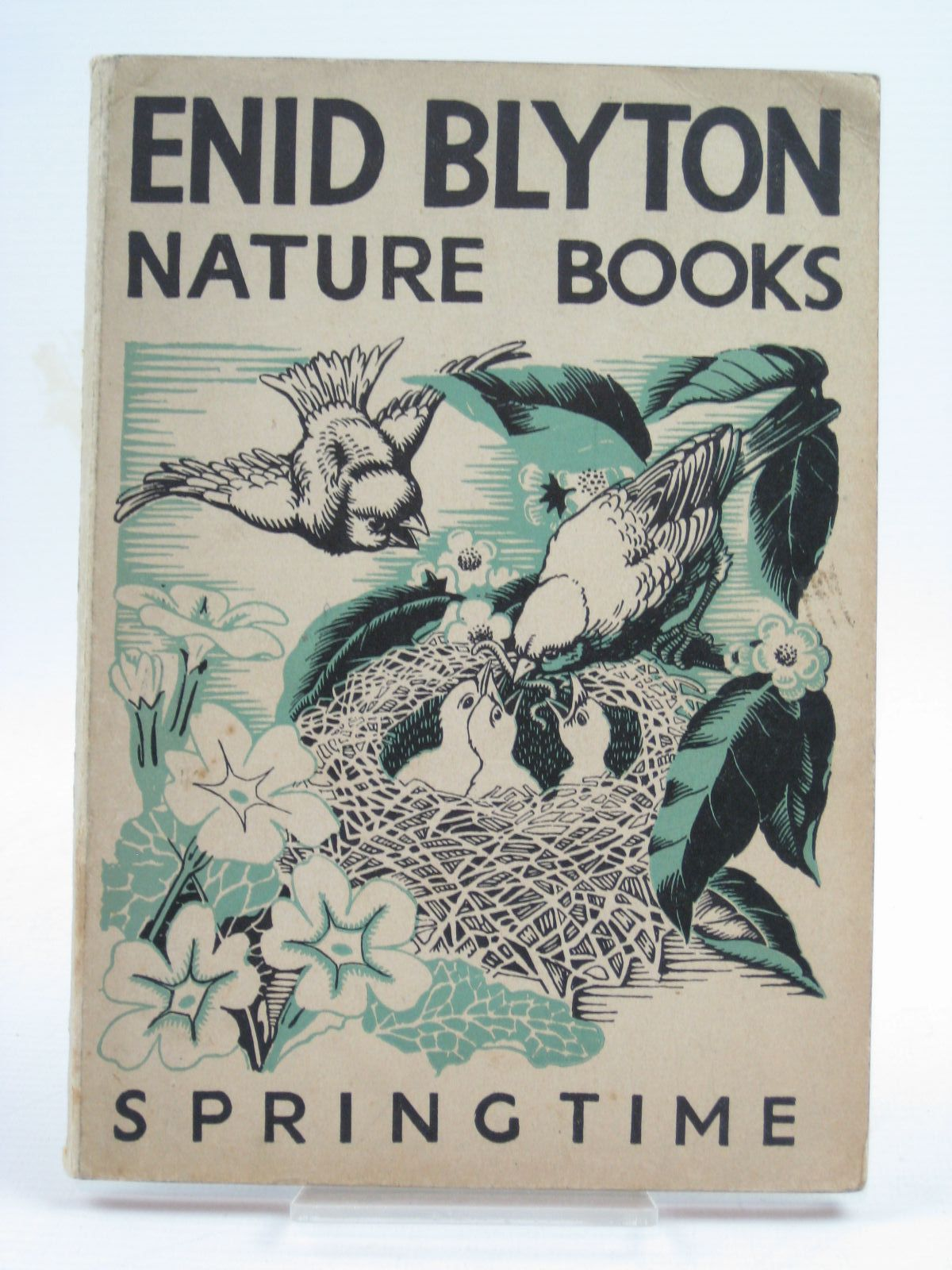 Photo of ENID BLYTON NATURE BOOKS SPRING TIME written by Blyton, Enid published by Evans Brothers Limited (STOCK CODE: 1406952)  for sale by Stella & Rose's Books