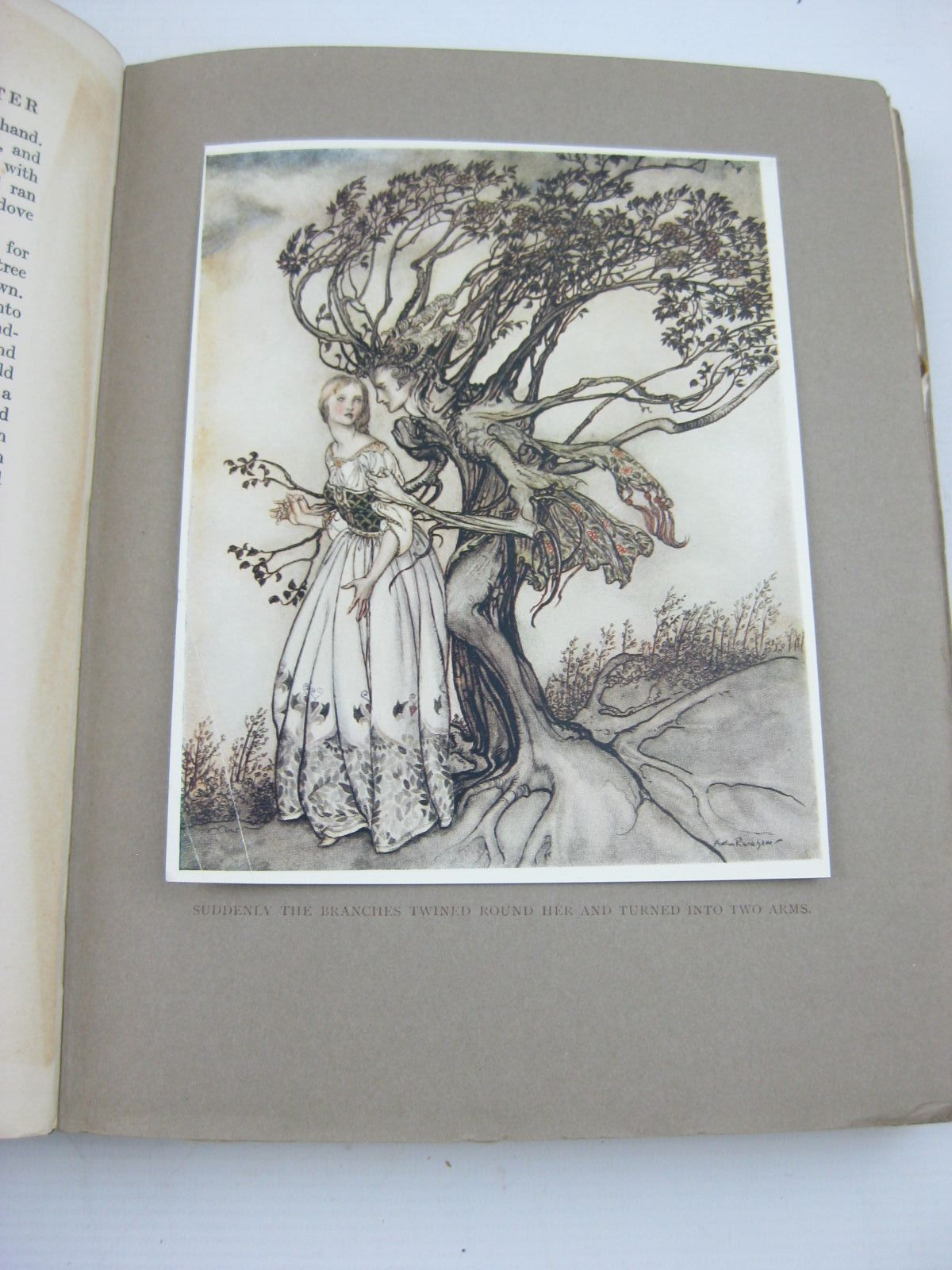 Photo of LITTLE BROTHER & LITTLE SISTER AND OTHER TALES written by Grimm, Brothers illustrated by Rackham, Arthur published by Constable & Co. Ltd. (STOCK CODE: 1407023)  for sale by Stella & Rose's Books