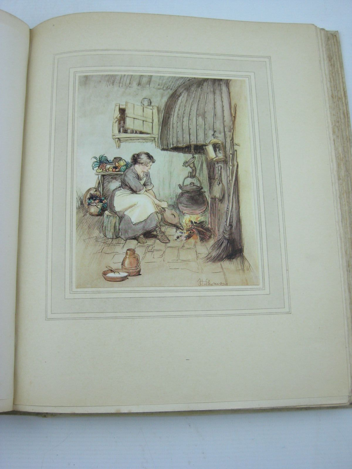 Photo of THE ADMIRABLE CRICHTON written by Barrie, J.M. illustrated by Thomson, Hugh published by Hodder & Stoughton (STOCK CODE: 1407026)  for sale by Stella & Rose's Books
