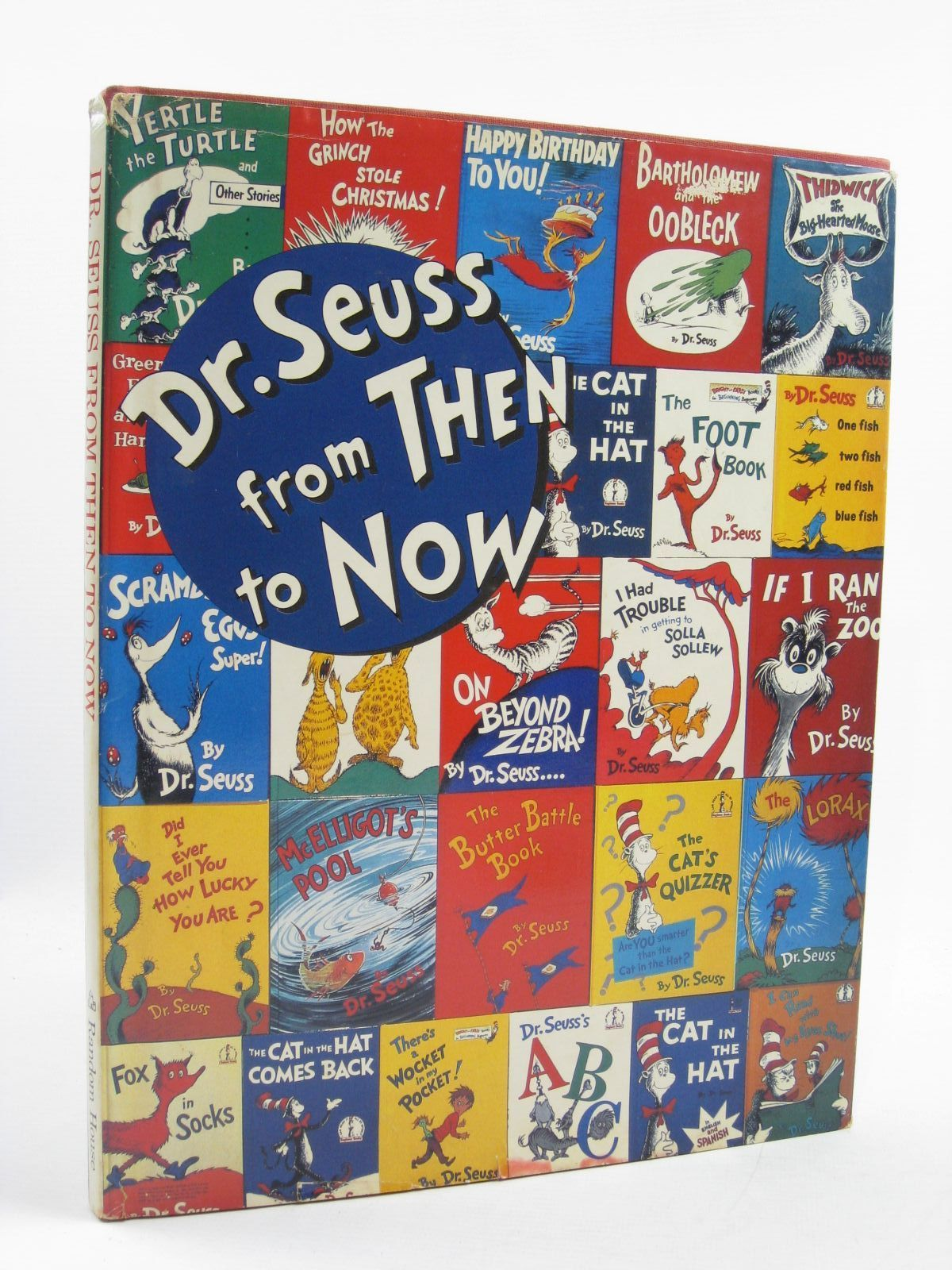 Photo of DR. SEUSS FROM THEN TO NOW illustrated by Seuss, Dr. published by Random House (STOCK CODE: 1407043)  for sale by Stella & Rose's Books