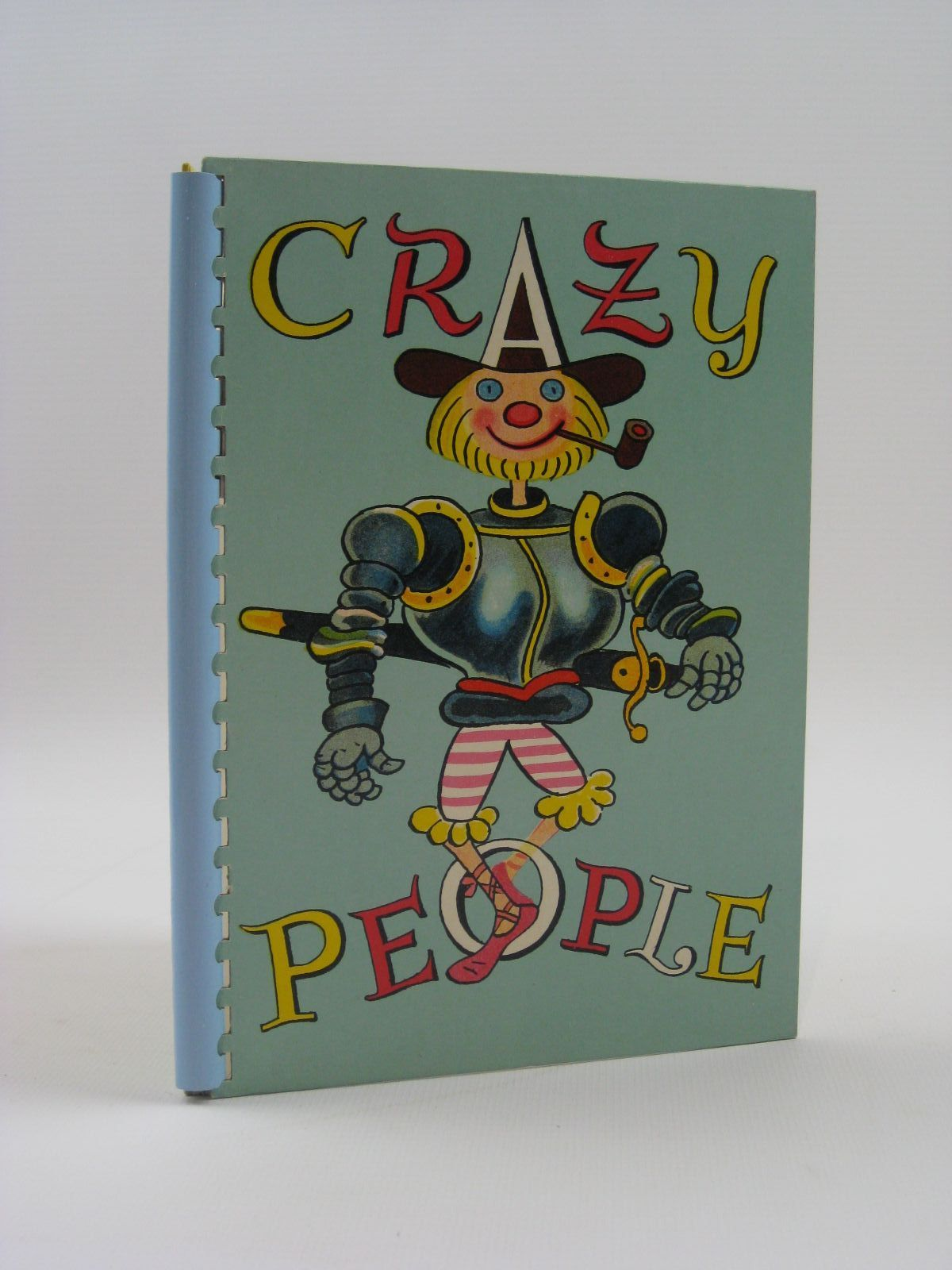 Photo of 8192 CRAZY PEOPLE illustrated by Trier, Walter published by Atrium Press Ltd. (STOCK CODE: 1407044)  for sale by Stella & Rose's Books