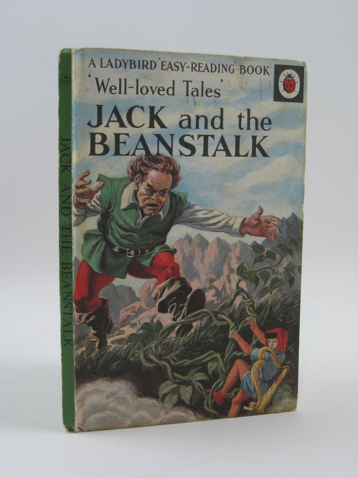 Photo of JACK AND THE BEANSTALK written by Southgate, Vera illustrated by Winter, Eric published by Wills & Hepworth Ltd. (STOCK CODE: 1407045)  for sale by Stella & Rose's Books