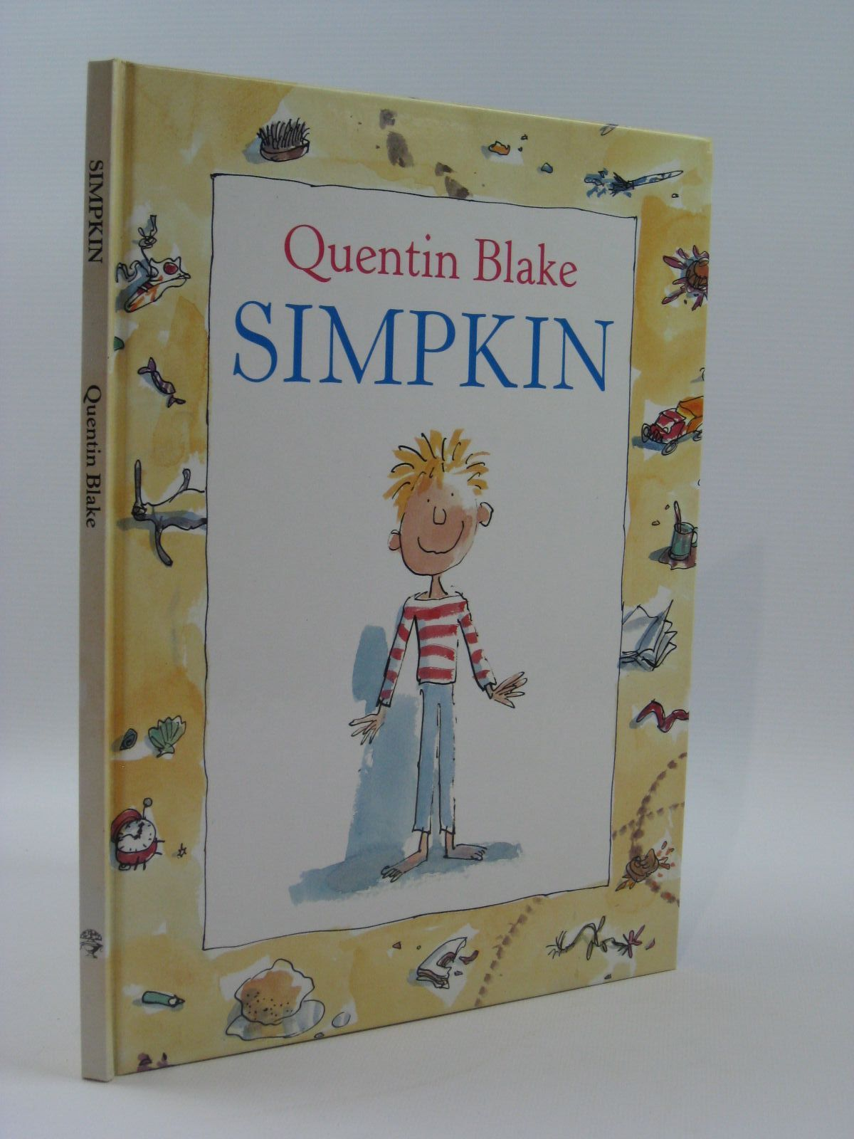 Photo of SIMPKIN written by Blake, Quentin illustrated by Blake, Quentin published by Jonathan Cape (STOCK CODE: 1407059)  for sale by Stella & Rose's Books