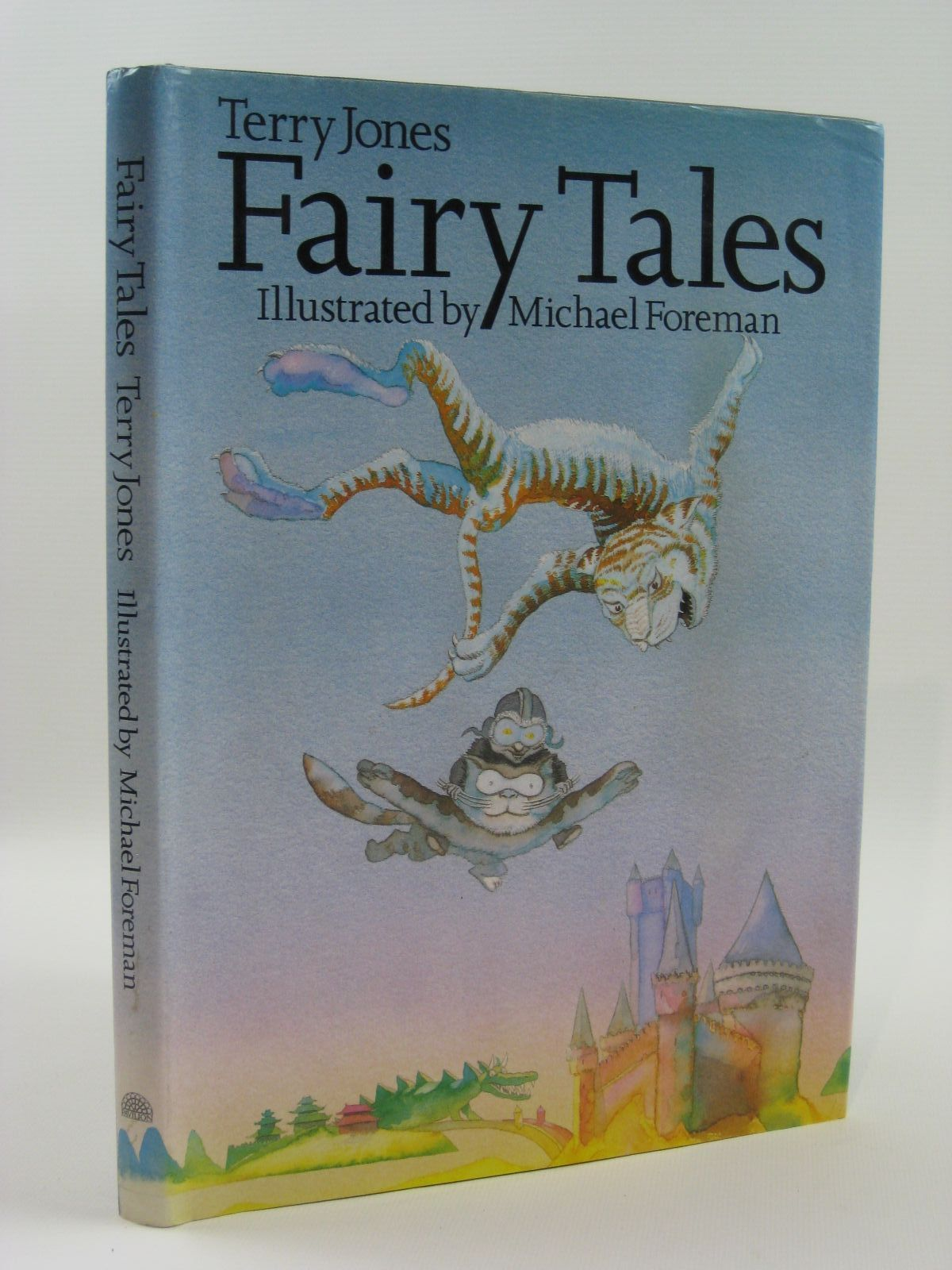 Photo of FAIRY TALES written by Jones, Terry illustrated by Foreman, Michael published by Pavilion Books (STOCK CODE: 1407060)  for sale by Stella & Rose's Books