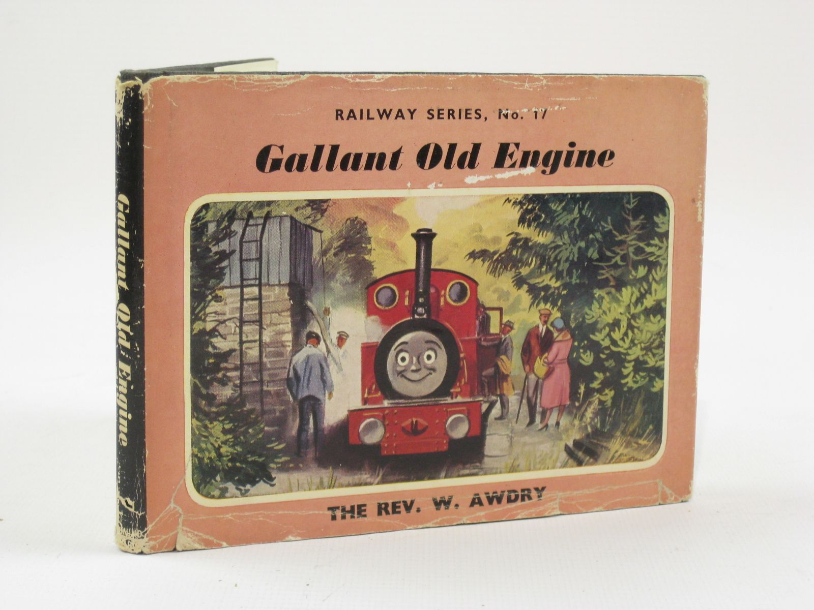 Photo of GALLANT OLD ENGINE written by Awdry, Rev. W. illustrated by Kenney, John published by Edmund Ward Ltd. (STOCK CODE: 1407139)  for sale by Stella & Rose's Books