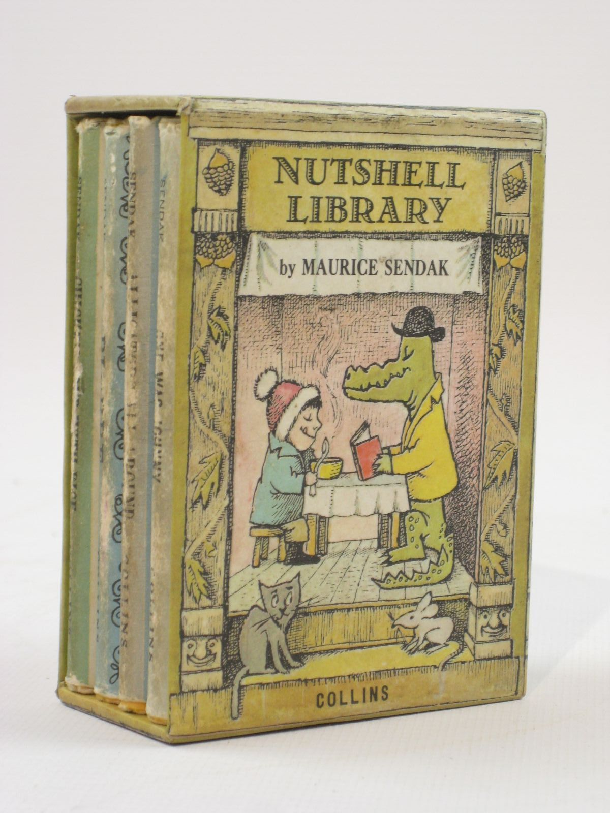 Photo of NUTSHELL LIBRARY