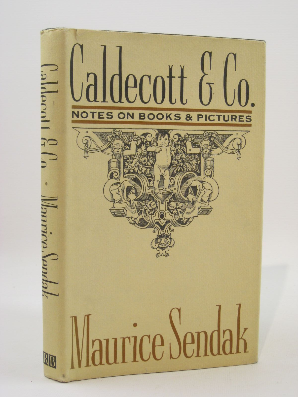 Photo of CALDECOTT & CO. NOTES ON BOOKS & PICTURES written by Sendak, Maurice published by Reinhardt Books (STOCK CODE: 1407190)  for sale by Stella & Rose's Books