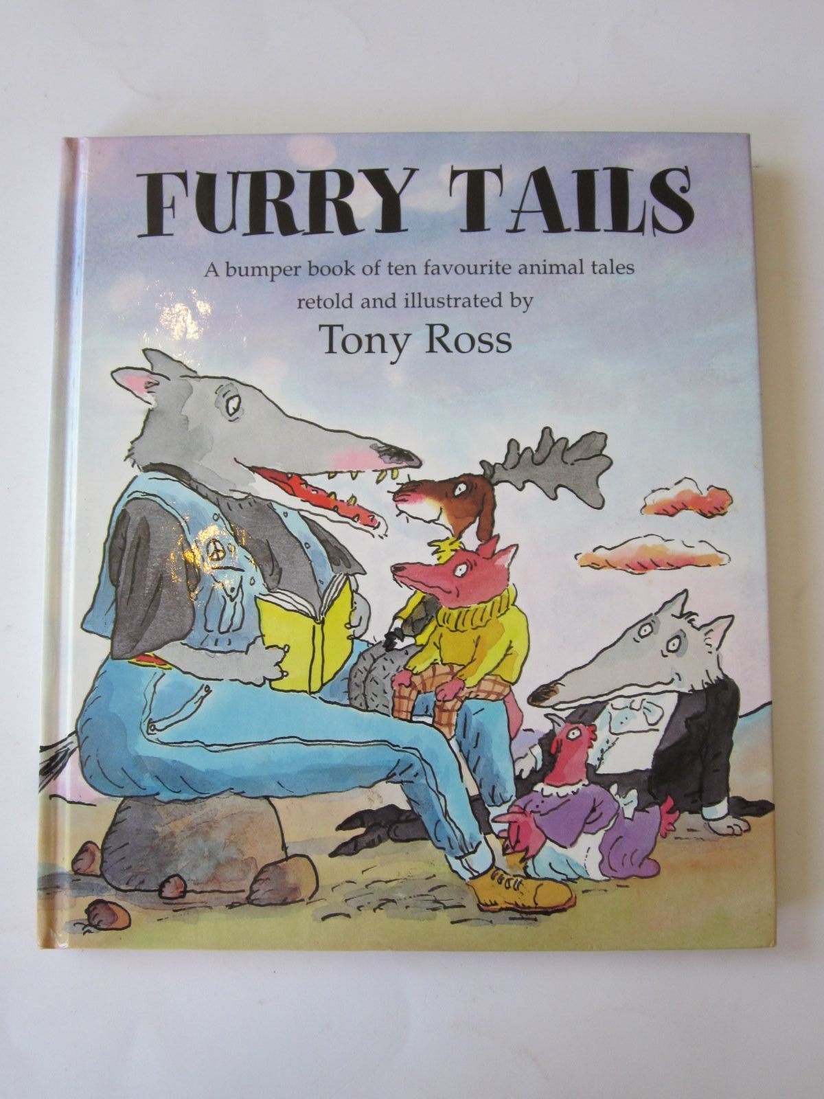 Photo of FURRY TAILS written by Ross, Tony illustrated by Ross, Tony published by Andersen Press Ltd. (STOCK CODE: 1501101)  for sale by Stella & Rose's Books