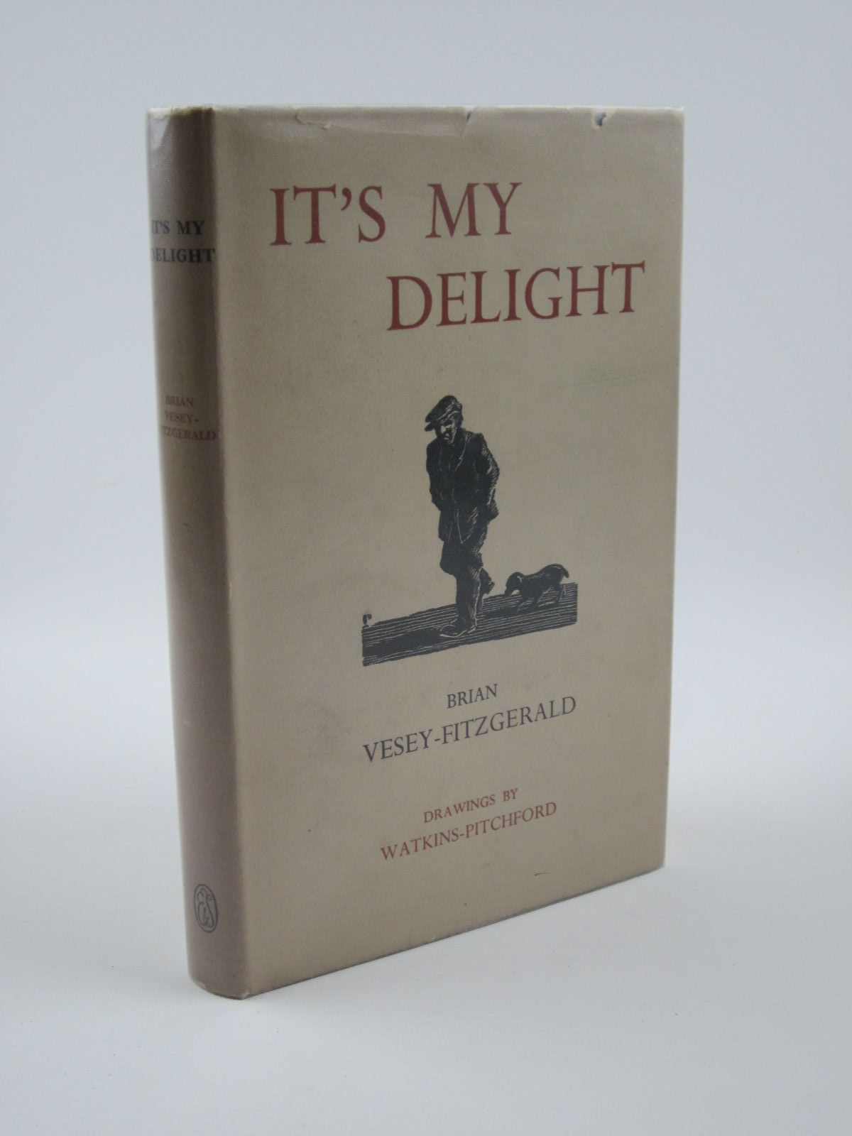Photo of IT'S MY DELIGHT written by Vesey-Fitzgerald, Brian illustrated by BB, published by Eyre & Spottiswoode (STOCK CODE: 1501280)  for sale by Stella & Rose's Books