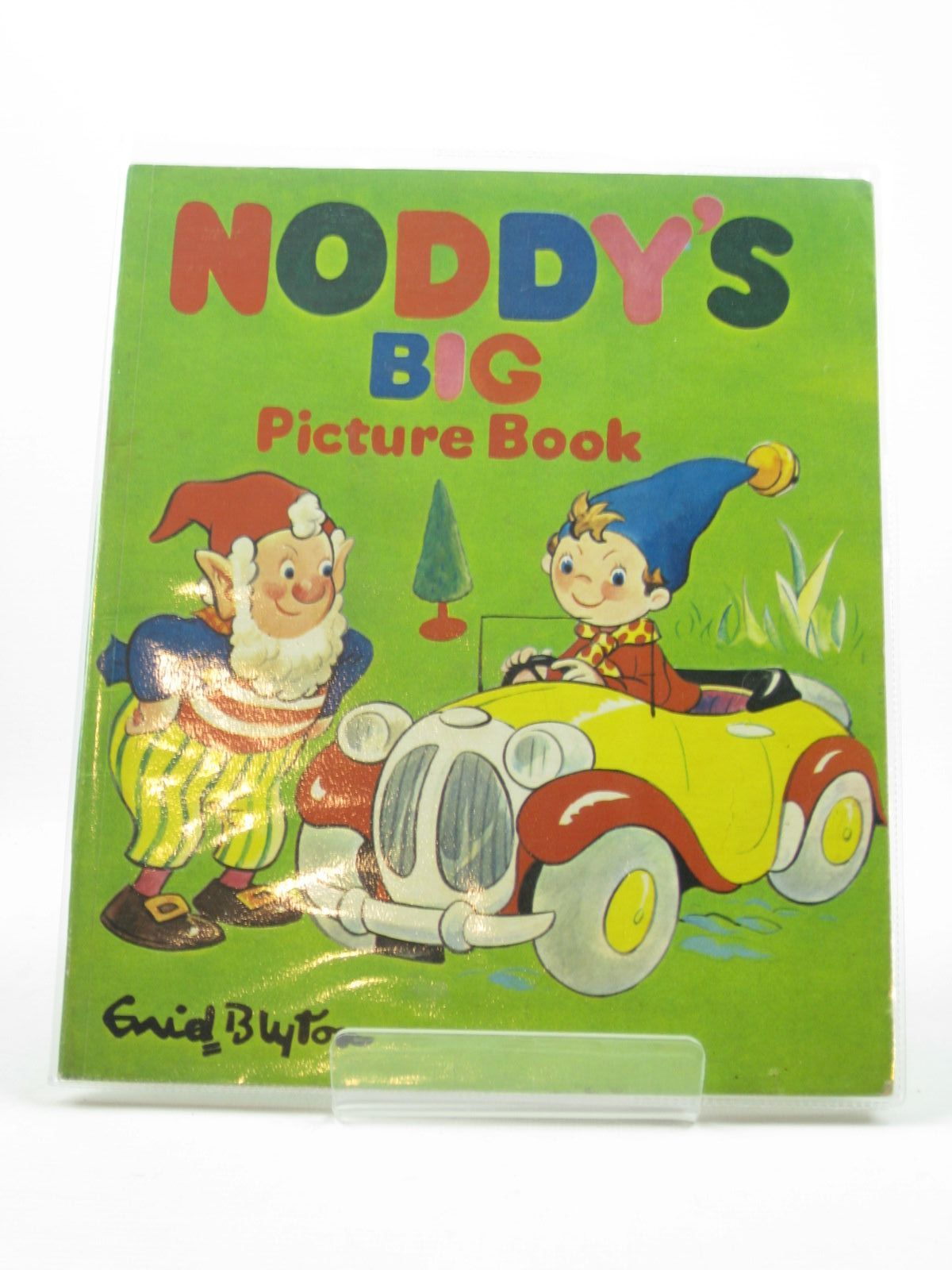 Photo of NODDY'S BIG PICTURE BOOK written by Blyton, Enid published by Sampson Low, Marston & Co. Ltd. (STOCK CODE: 1501662)  for sale by Stella & Rose's Books