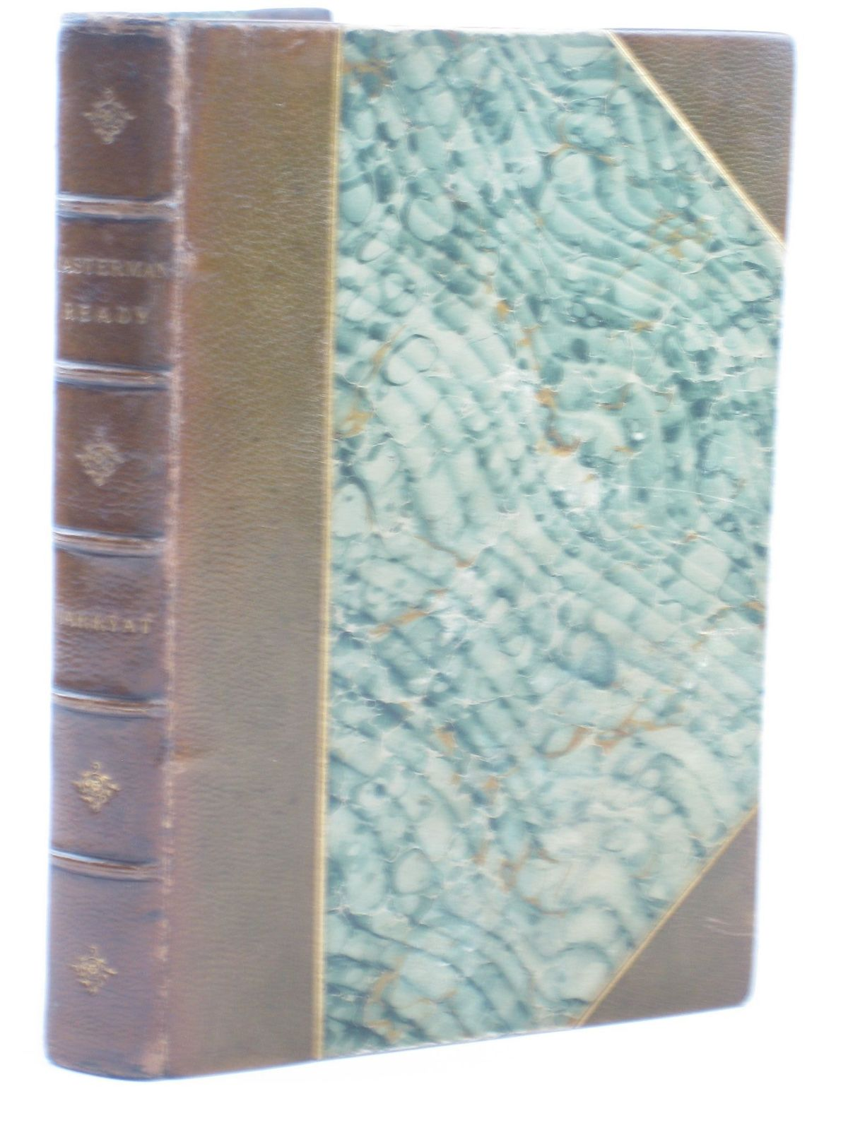 Photo of MASTERMAN READY written by Marryat, Captain illustrated by Smith, D. Murray published by J.M. Dent & Co. (STOCK CODE: 1501685)  for sale by Stella & Rose's Books