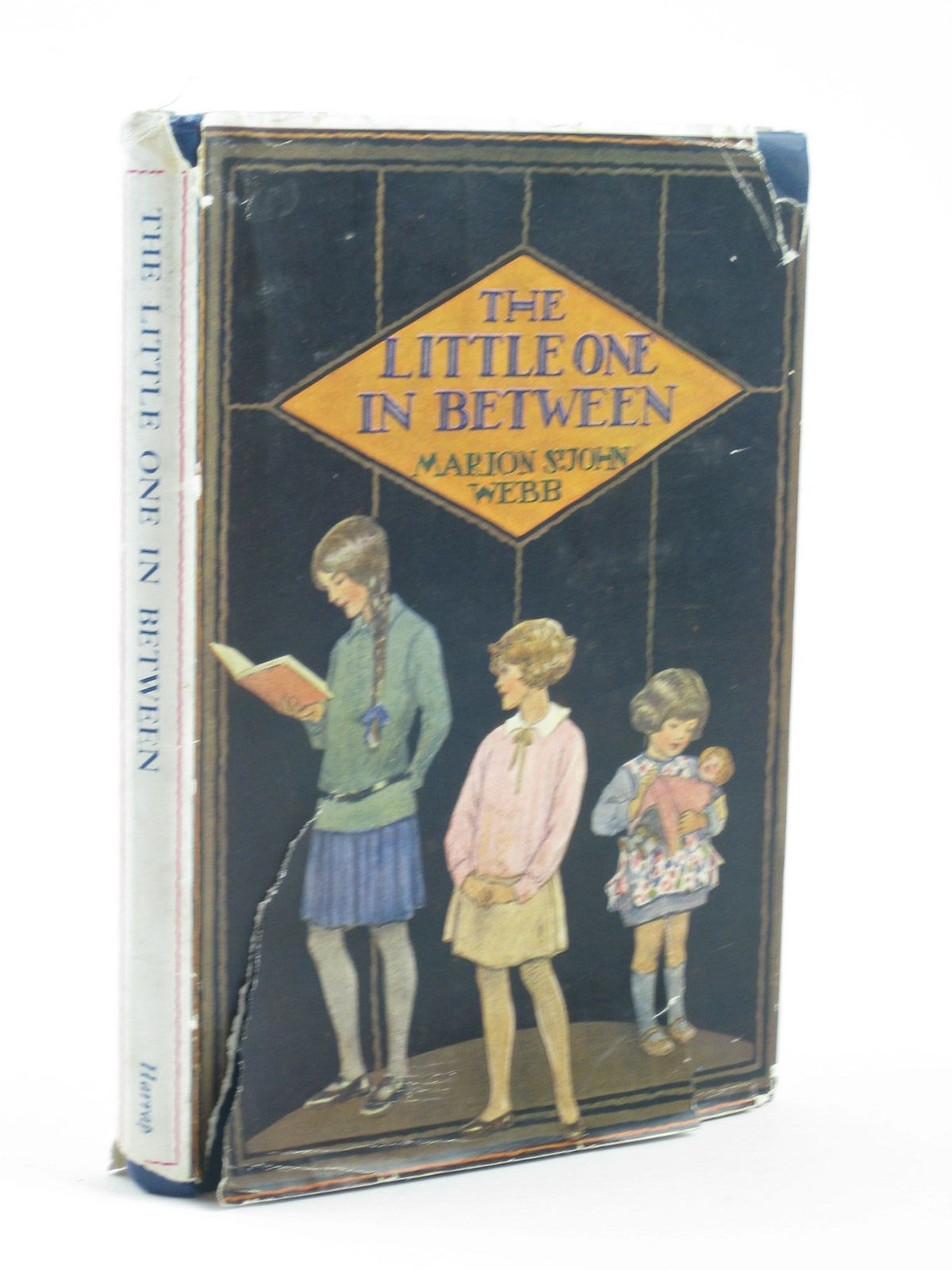 Photo of THE LITTLE ONE IN BETWEEN written by Webb, Marion St. John illustrated by Tarrant, Margaret published by George G. Harrap & Co. Ltd. (STOCK CODE: 1501729)  for sale by Stella & Rose's Books