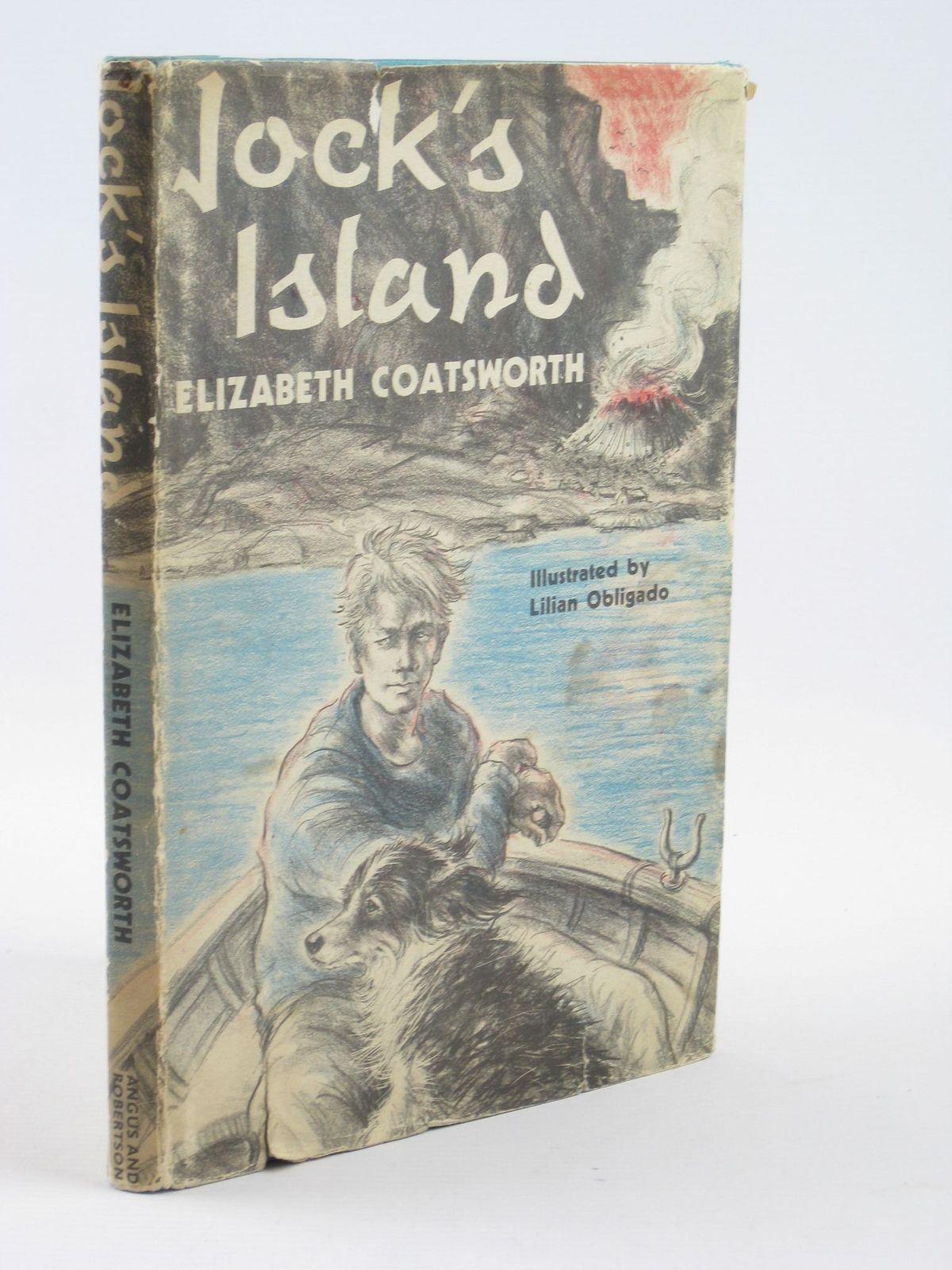 Photo of JOCK'S ISLAND written by Coatsworth, Elizabeth illustrated by Obligado, Lilian published by Angus & Robertson Publishers (STOCK CODE: 1501749)  for sale by Stella & Rose's Books