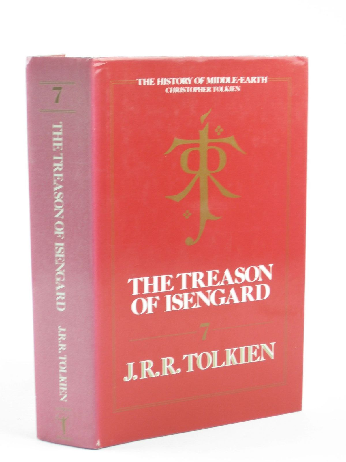 Photo of THE TREASON OF ISENGARD written by Tolkien, J.R.R. published by Unwin Hyman Ltd. (STOCK CODE: 1501804)  for sale by Stella & Rose's Books