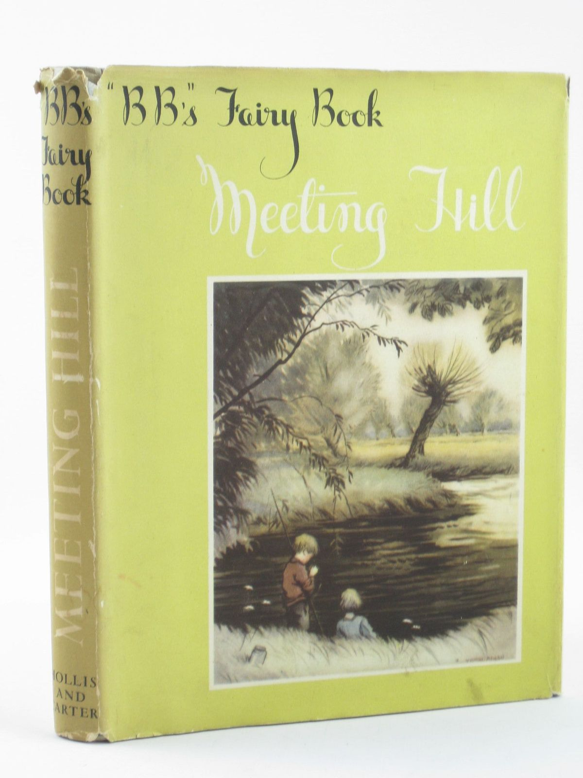 Photo of MEETING HILL: BB'S FAIRY BOOK written by BB,  illustrated by BB,  published by Hollis & Carter (STOCK CODE: 1501817)  for sale by Stella & Rose's Books