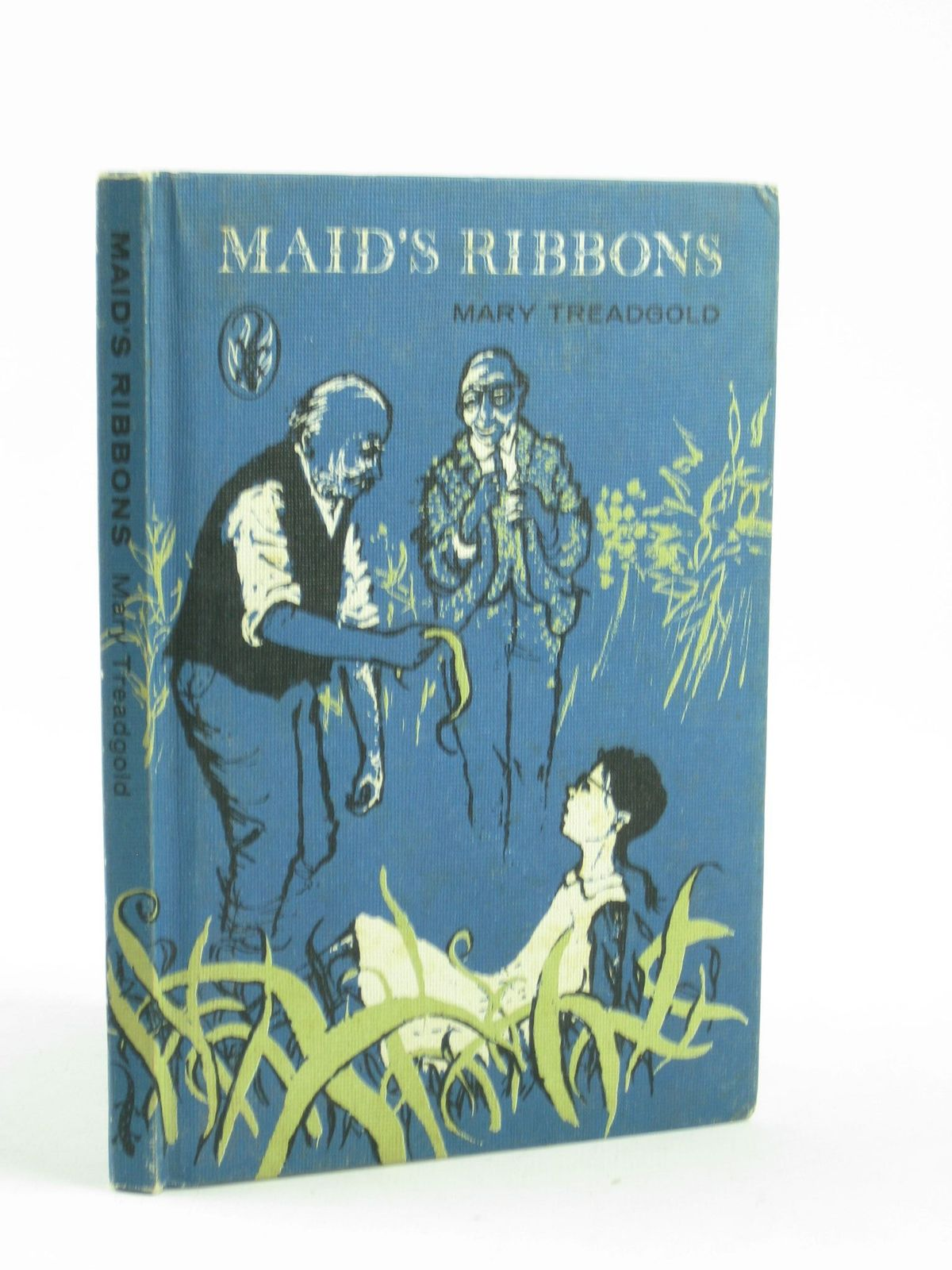 Photo of MAID'S RIBBONS written by Treadgold, Mary illustrated by Holden, Susannah published by Nelson (STOCK CODE: 1501913)  for sale by Stella & Rose's Books