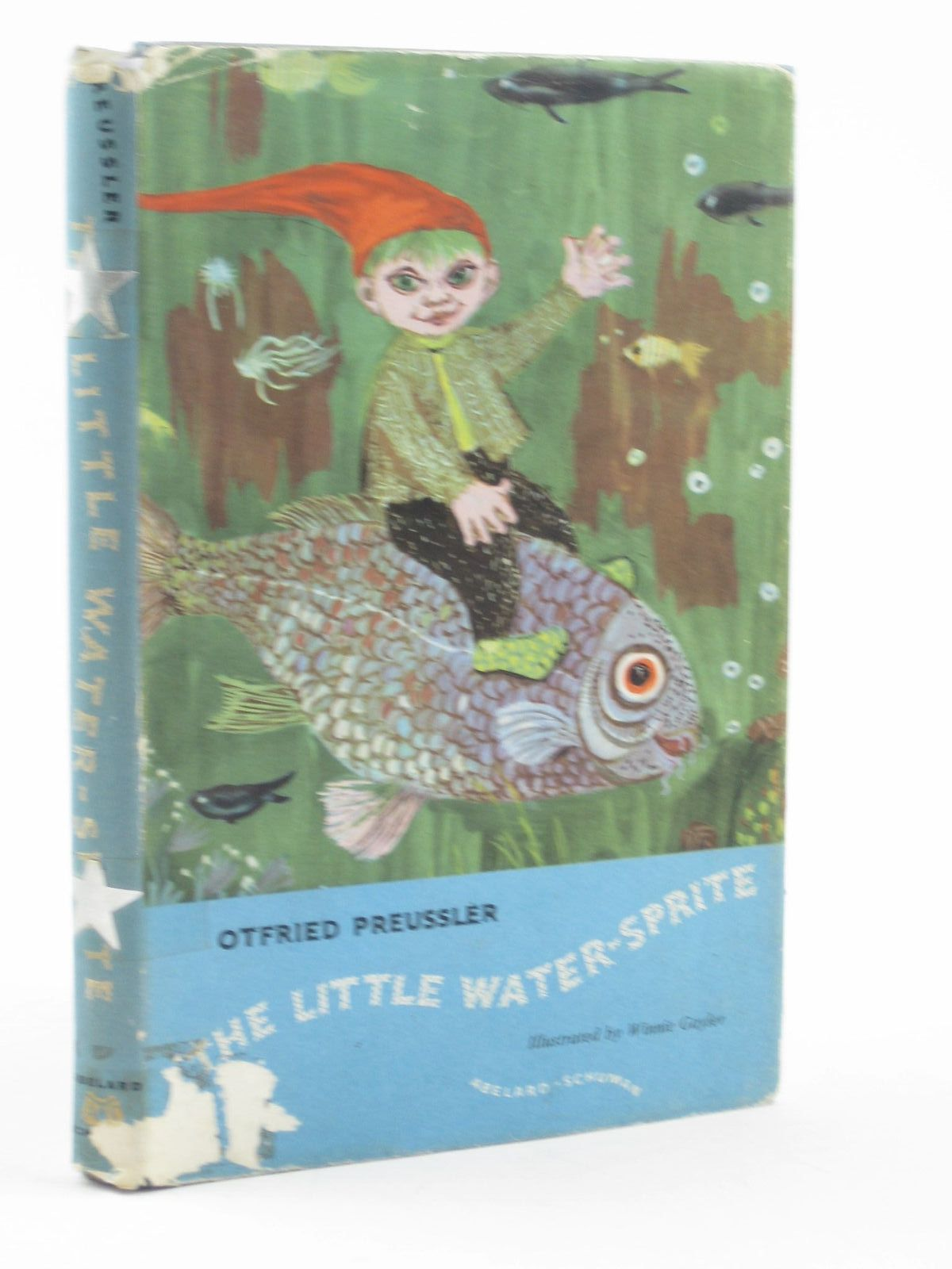 THE LITTLE WATER SPRITE written by Preussler, O , STOCK CODE