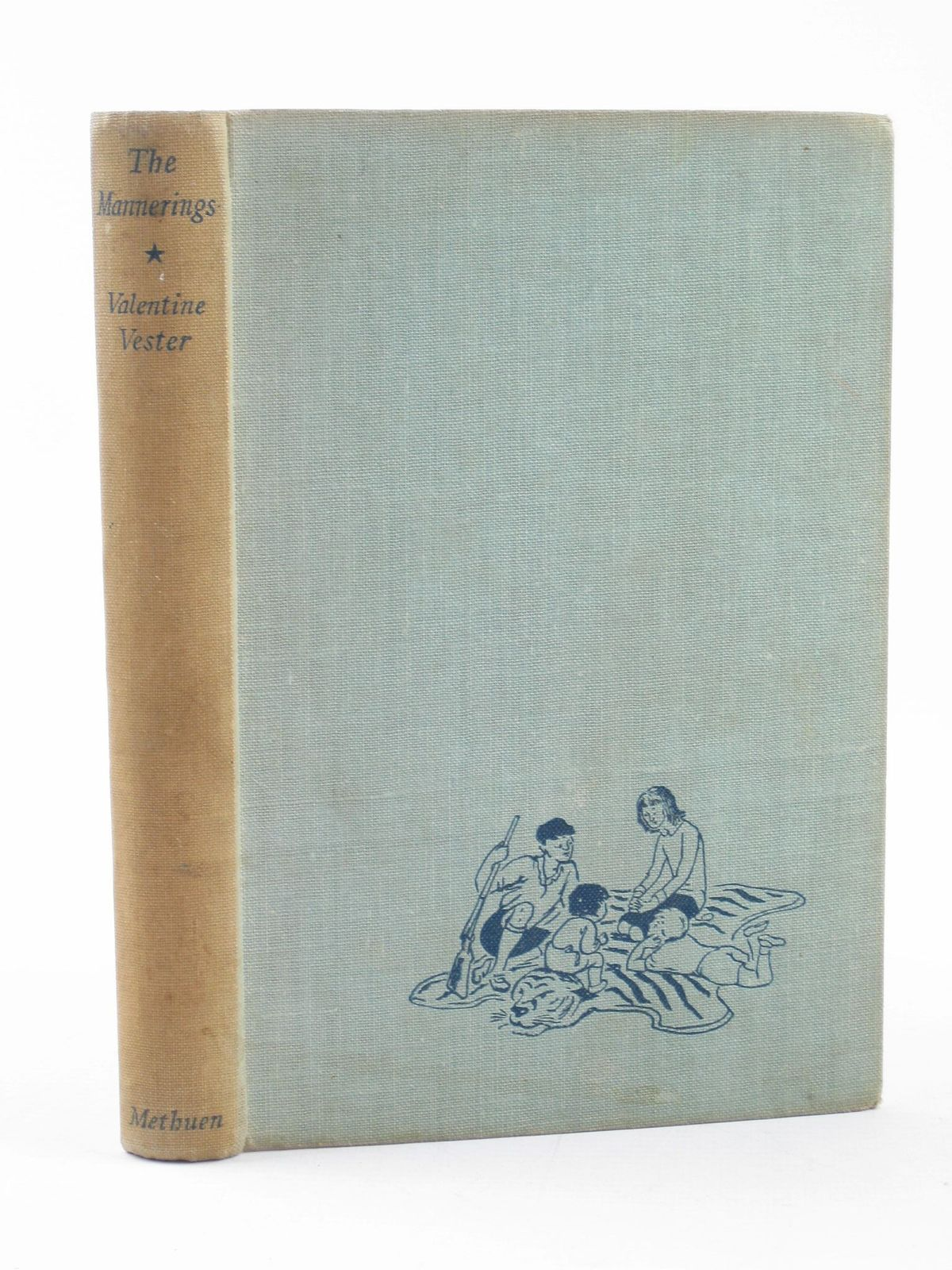 Photo of THE MANNERINGS written by Vester, Valentine illustrated by Humphreys, Patricia published by Methuen & Co. Ltd. (STOCK CODE: 1502036)  for sale by Stella & Rose's Books