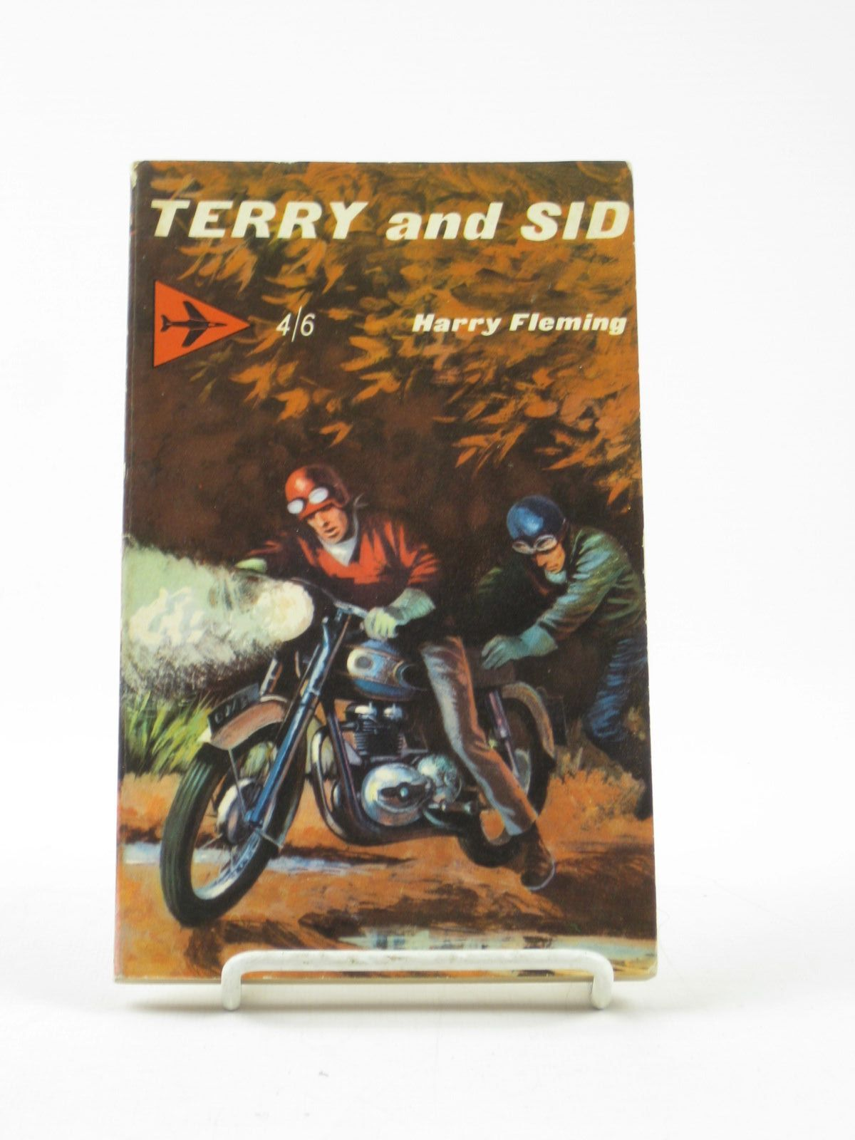 Photo of TERRY AND SID written by Fleming, Harry published by Jonathan Cape (STOCK CODE: 1502114)  for sale by Stella & Rose's Books