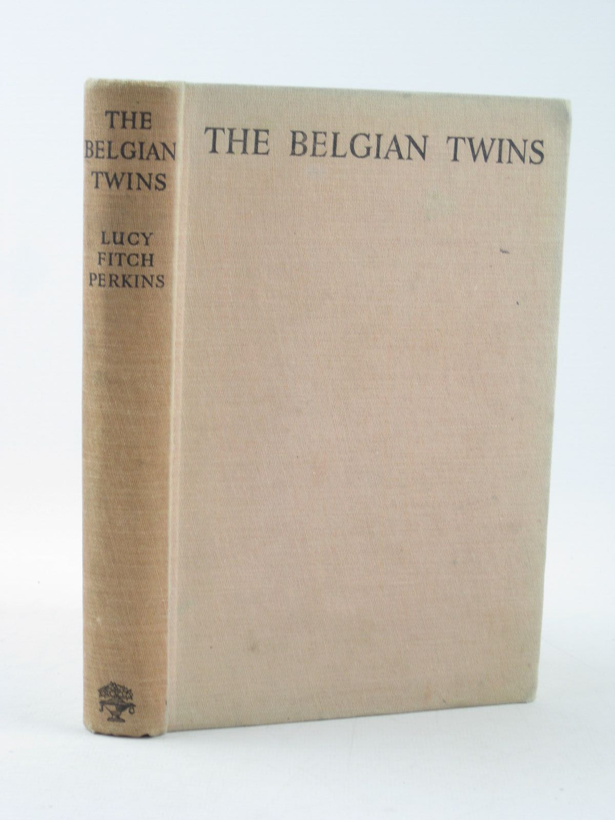 Photo of THE BELGIAN TWINS written by Perkins, Lucy Fitch illustrated by Perkins, Lucy Fitch published by Jonathan Cape (STOCK CODE: 1502123)  for sale by Stella & Rose's Books