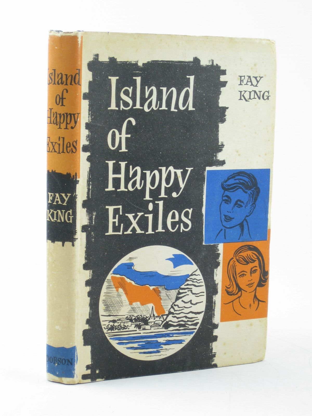 Photo of ISLAND OF HAPPY EXILES written by King, Fay illustrated by Smith, Betsy published by Dennis Dobson (STOCK CODE: 1502135)  for sale by Stella & Rose's Books