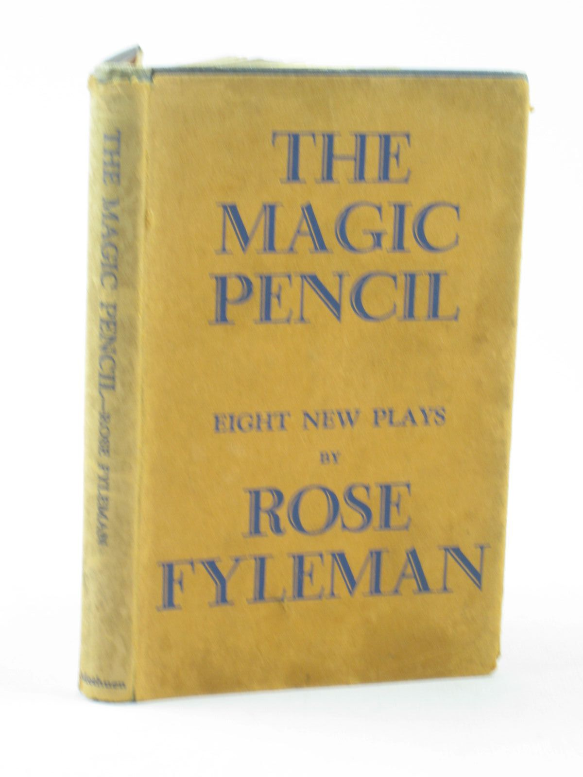 Photo of THE MAGIC PENCIL written by Fyleman, Rose published by Methuen & Co. Ltd. (STOCK CODE: 1502157)  for sale by Stella & Rose's Books