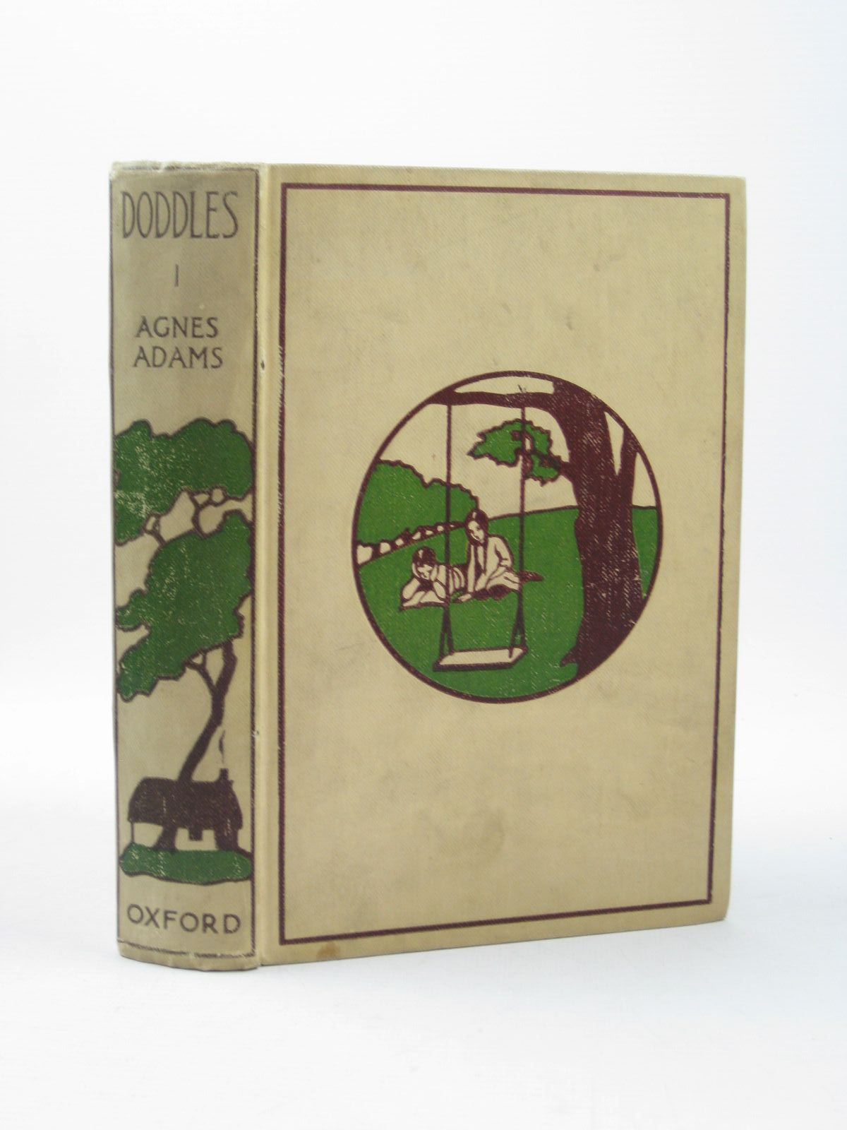 Photo of DODDLES written by Adams, Agnes published by Humphrey Milford (STOCK CODE: 1502184)  for sale by Stella & Rose's Books