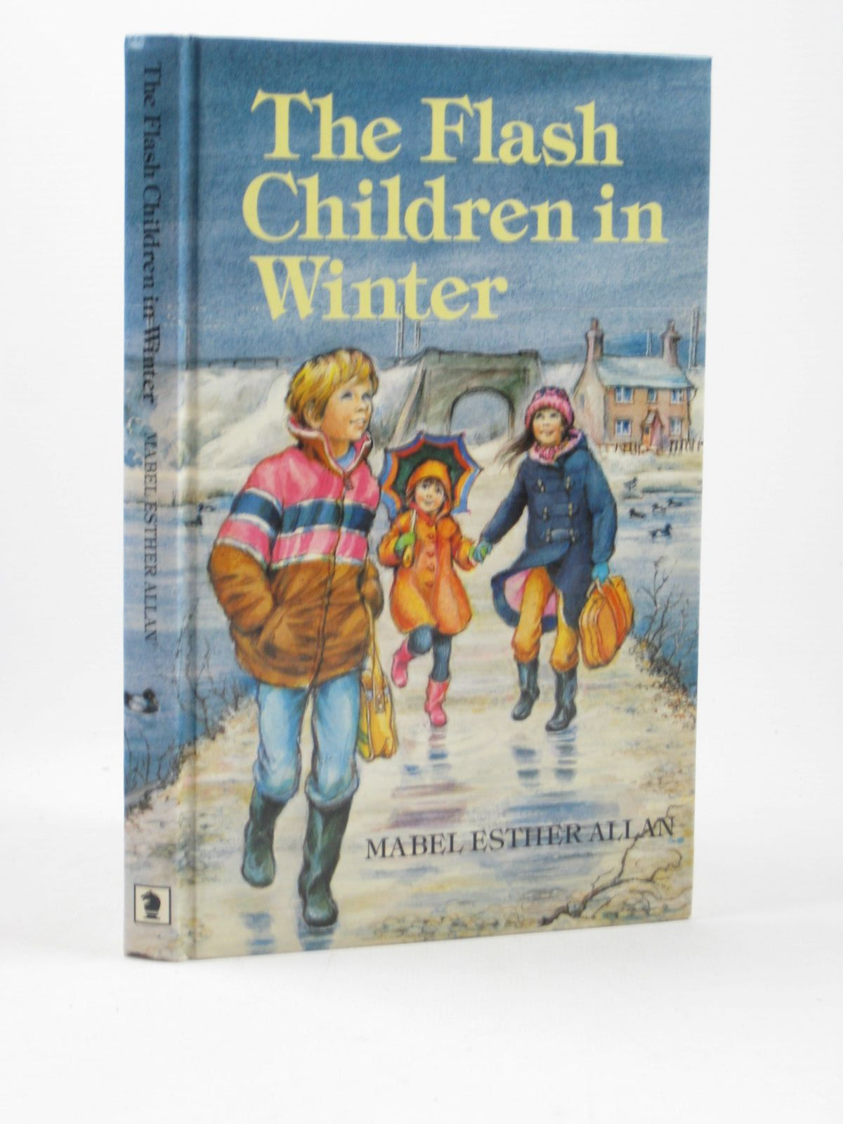 Photo of THE FLASH CHILDREN IN WINTER written by Allan, Mabel Esther illustrated by Caldwell, Doreen published by Hodder & Stoughton (STOCK CODE: 1502392)  for sale by Stella & Rose's Books