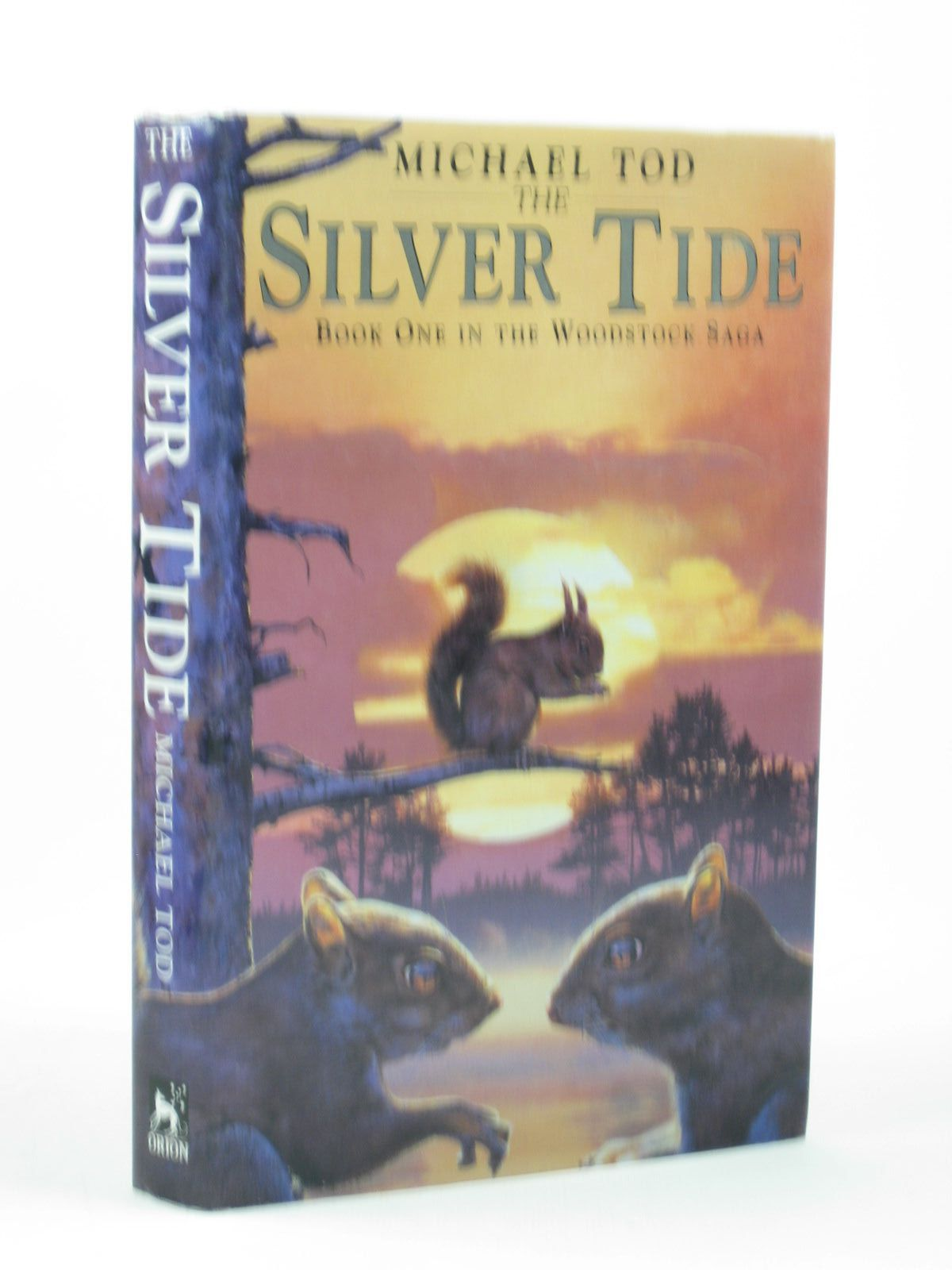 Photo of THE SILVER TIDE written by Tod, Michael published by Orion (STOCK CODE: 1502513)  for sale by Stella & Rose's Books