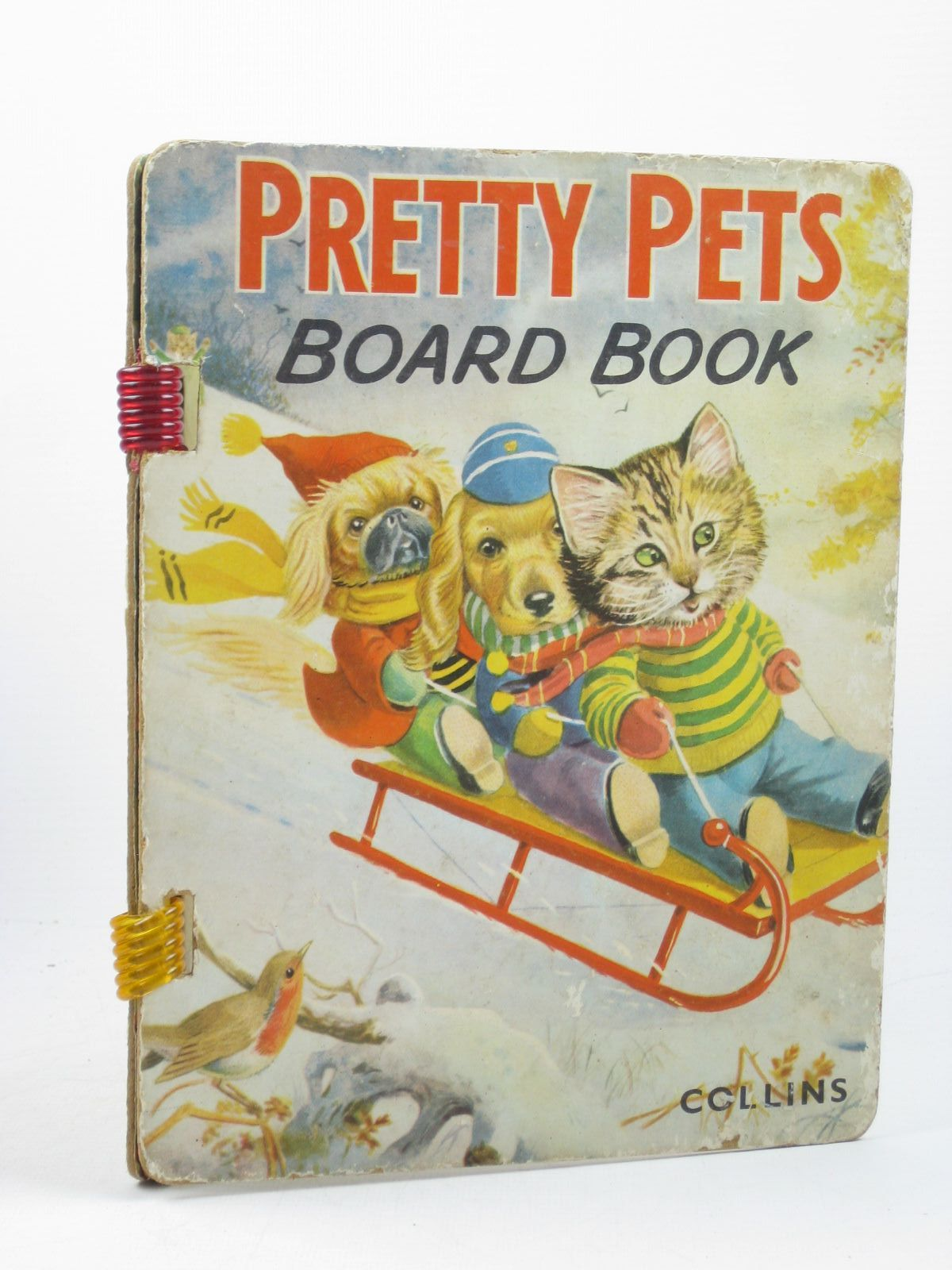 Photo of PRETTY PETS BOARD BOOK published by Collins (STOCK CODE: 1502532)  for sale by Stella & Rose's Books