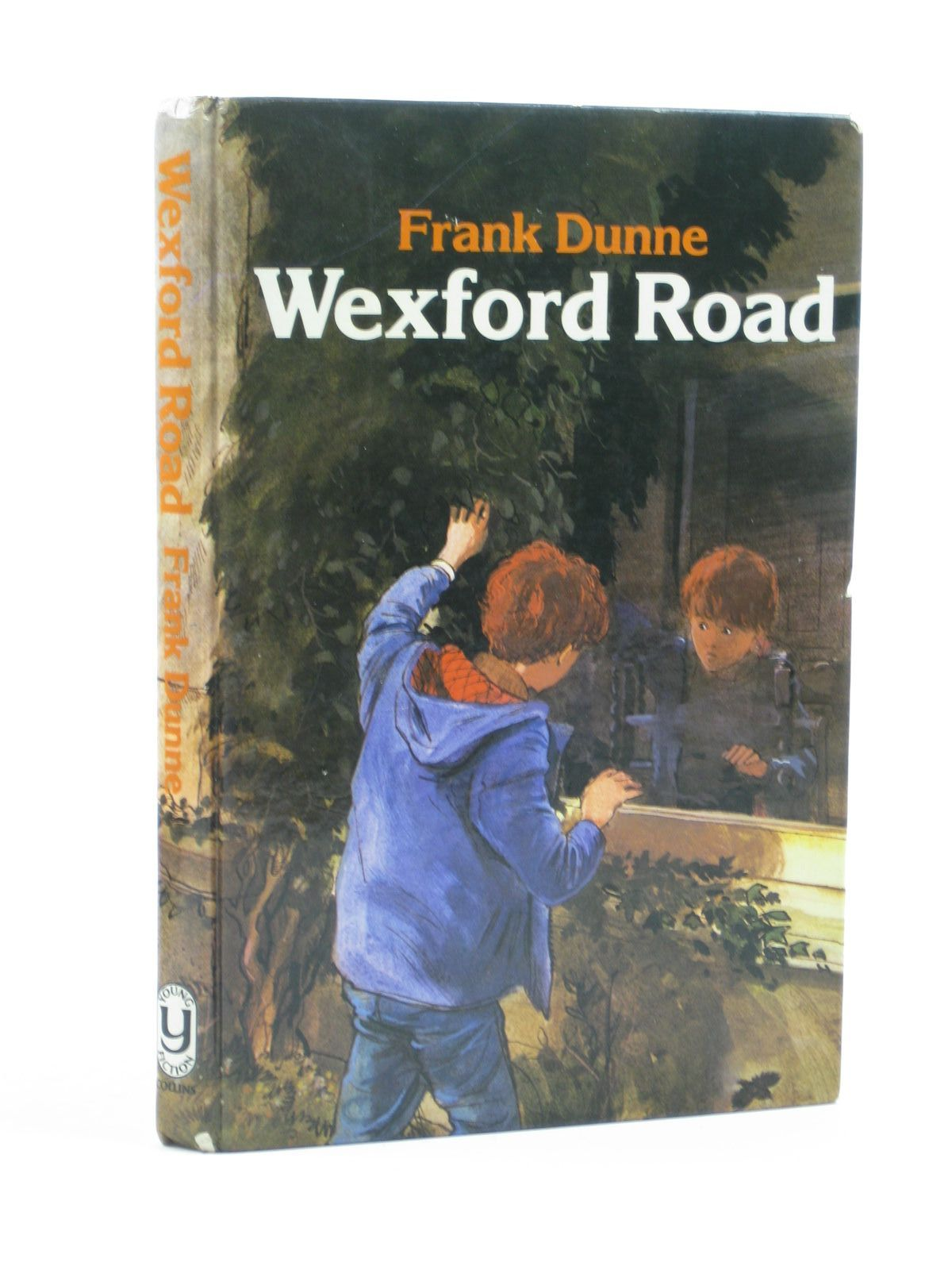 Photo of WEXFORD ROAD written by Dunne, Frank illustrated by Rowe, Gavin published by Collins (STOCK CODE: 1502650)  for sale by Stella & Rose's Books