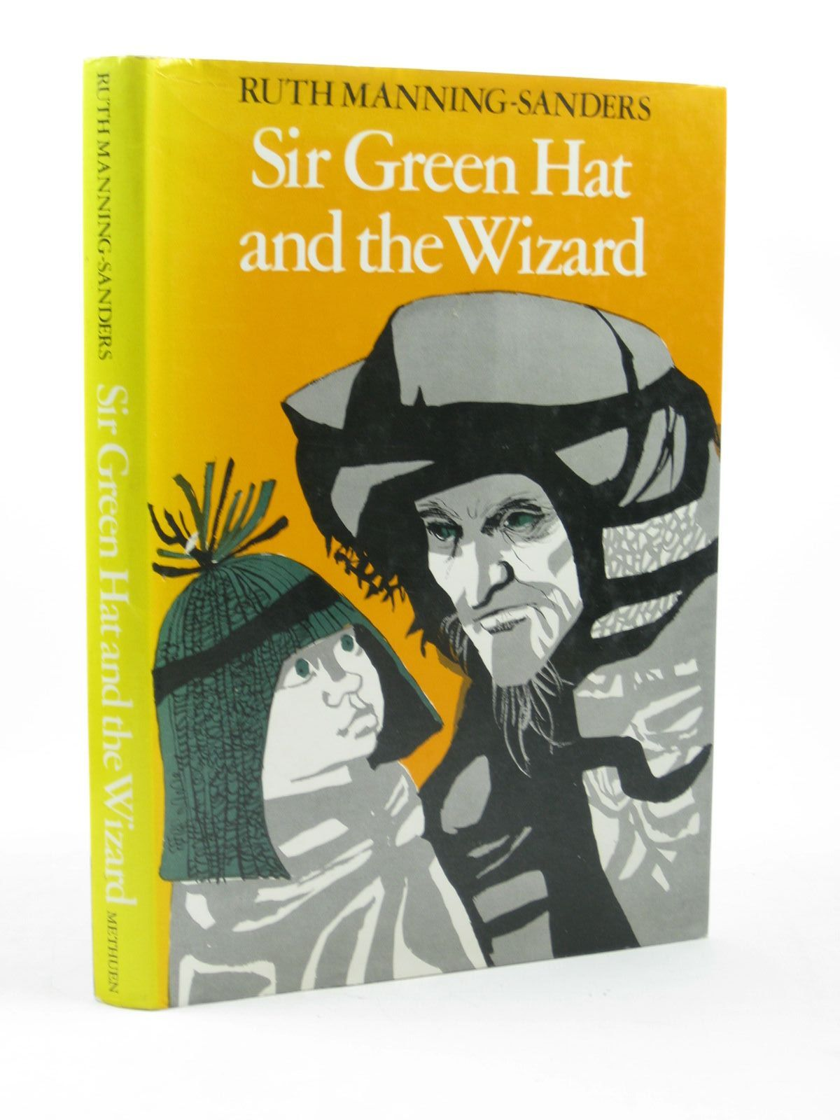 Photo of SIR GREENHAT AND THE WIZARD written by Manning-Sanders, Ruth illustrated by Stobbs, William published by Methuen Children's Books Ltd. (STOCK CODE: 1502670)  for sale by Stella & Rose's Books