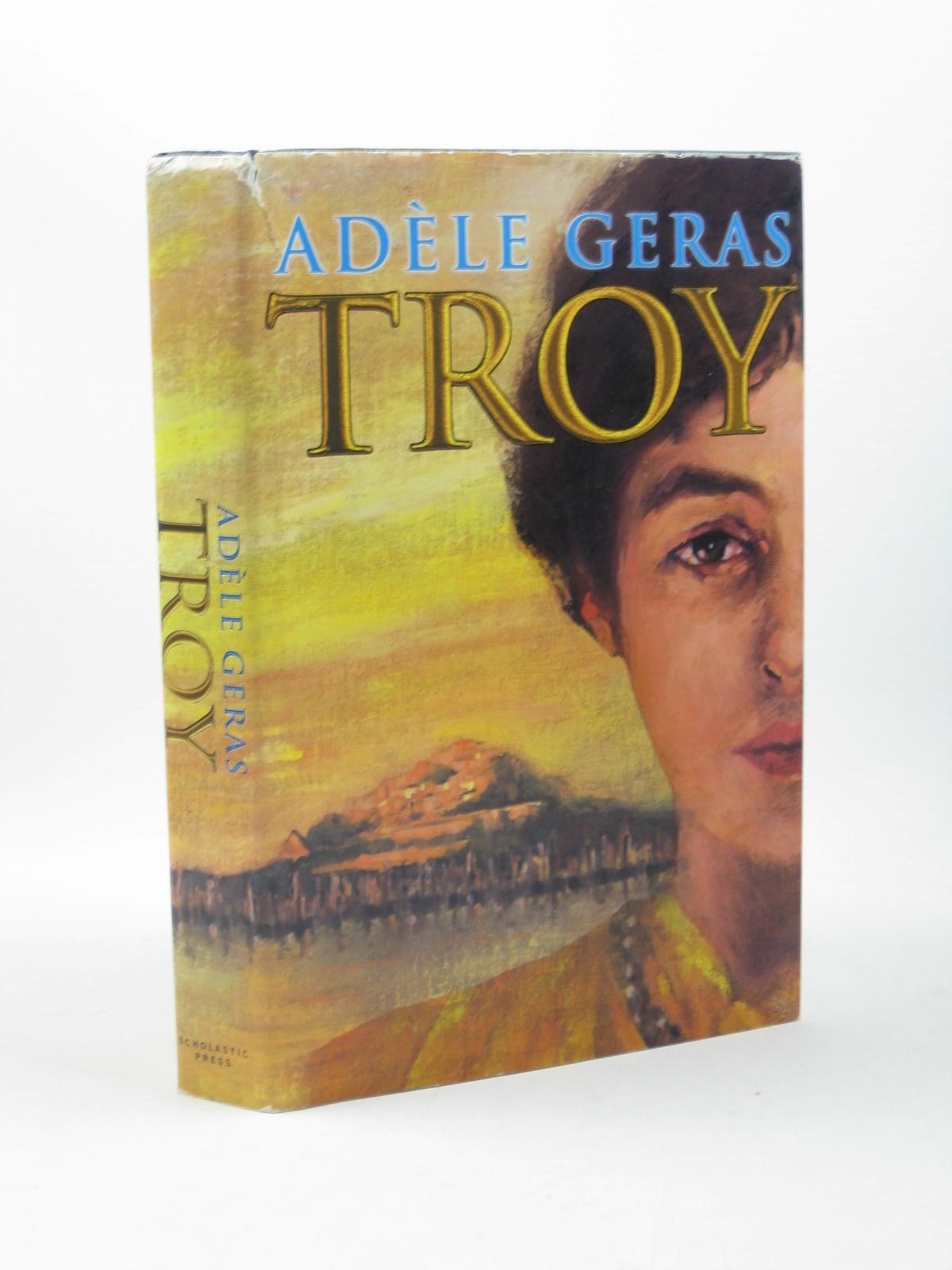 Photo of TROY written by Geras, Adele published by Scholastic Press (STOCK CODE: 1502713)  for sale by Stella & Rose's Books