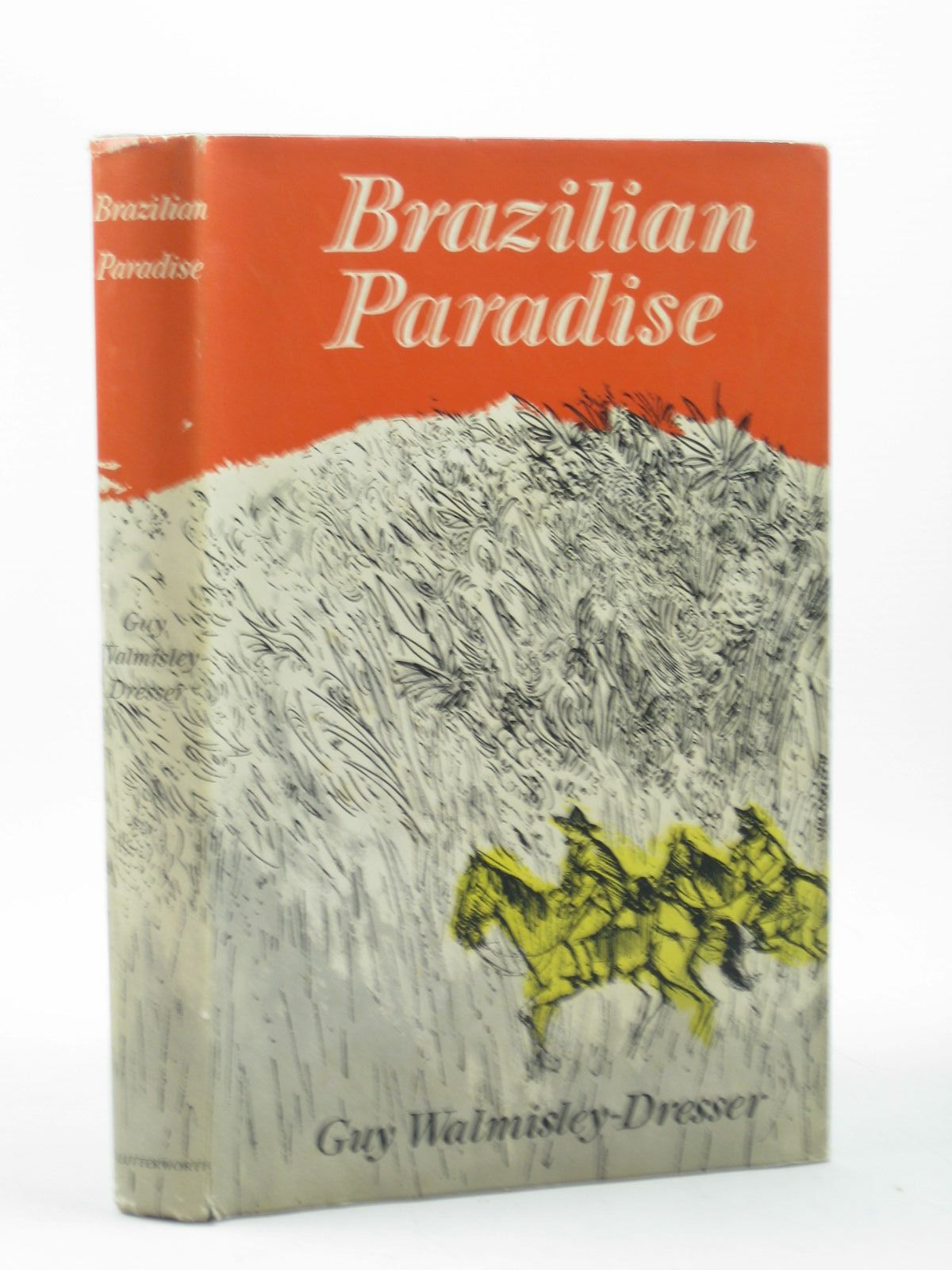 Photo of BRAZILIAN PARADISE written by Walmisley-Dresser, Guy illustrated by Wildsmith, Brian published by Lutterworth Press (STOCK CODE: 1502716)  for sale by Stella & Rose's Books