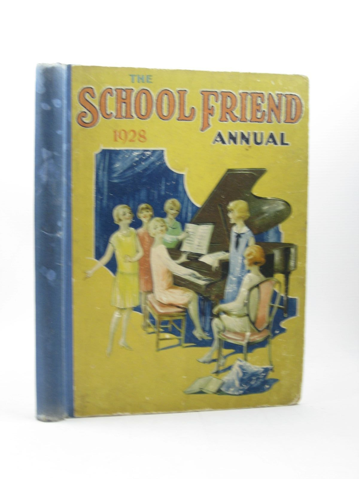 Photo of SCHOOL FRIEND ANNUAL 1928 published by The Fleetway House (STOCK CODE: 1502803)  for sale by Stella & Rose's Books